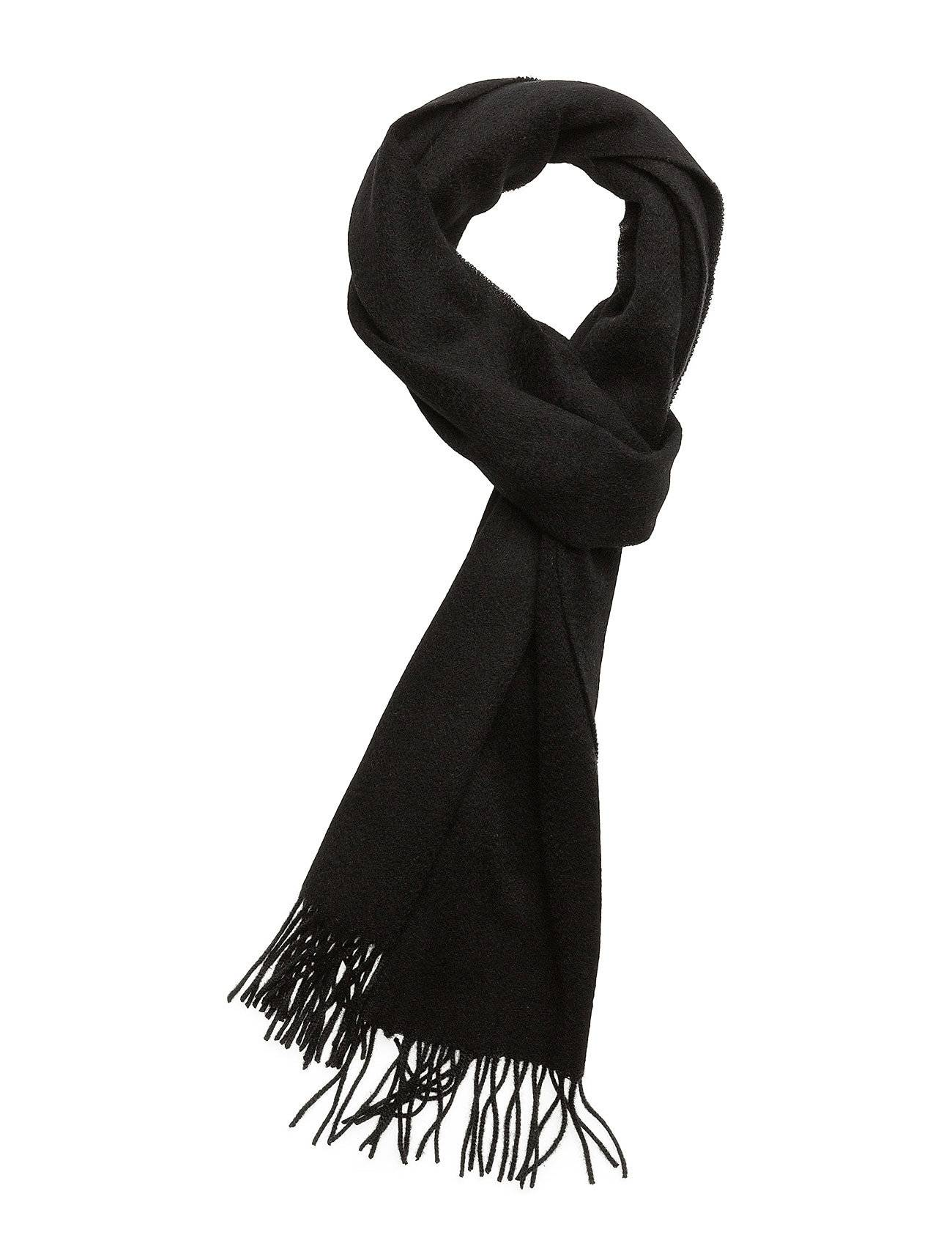 Selected Homme Slhtope Wool Scarf B