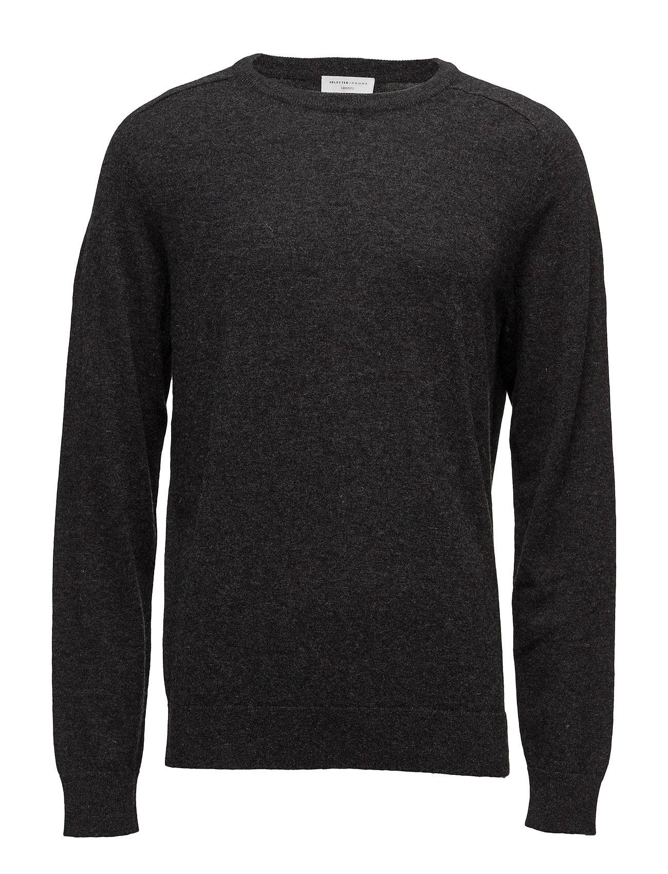 Selected Homme Shdblade Silk Crew Neck