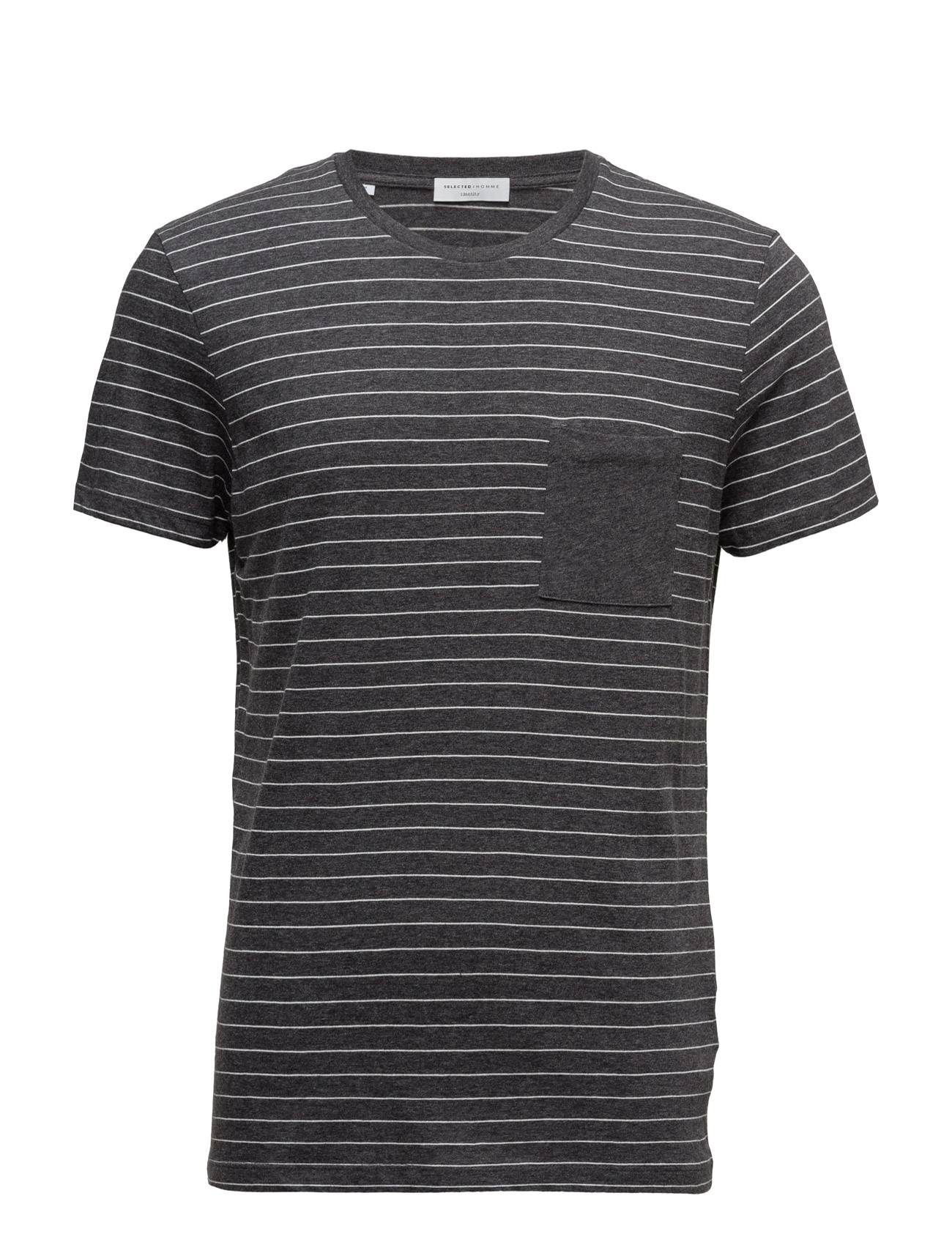 Selected Homme Shdpin Ss O-Neck Tee