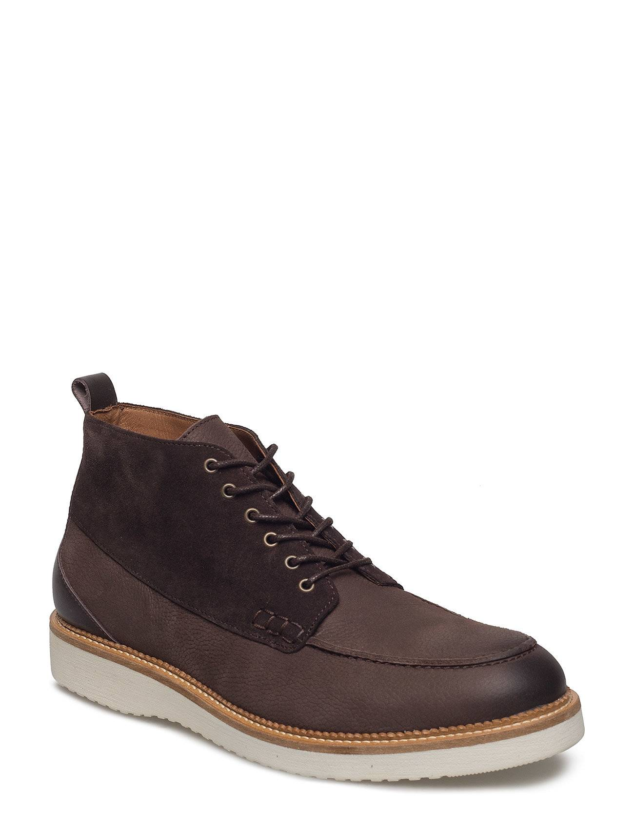 Selected Homme Shhrud Chukka Mix Boot