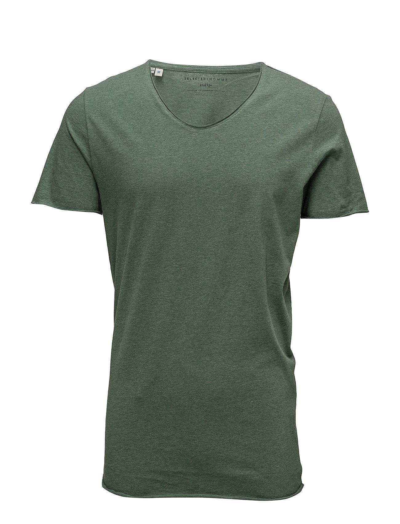 Selected Homme Shnnewmerce Ss O-Neck Tee