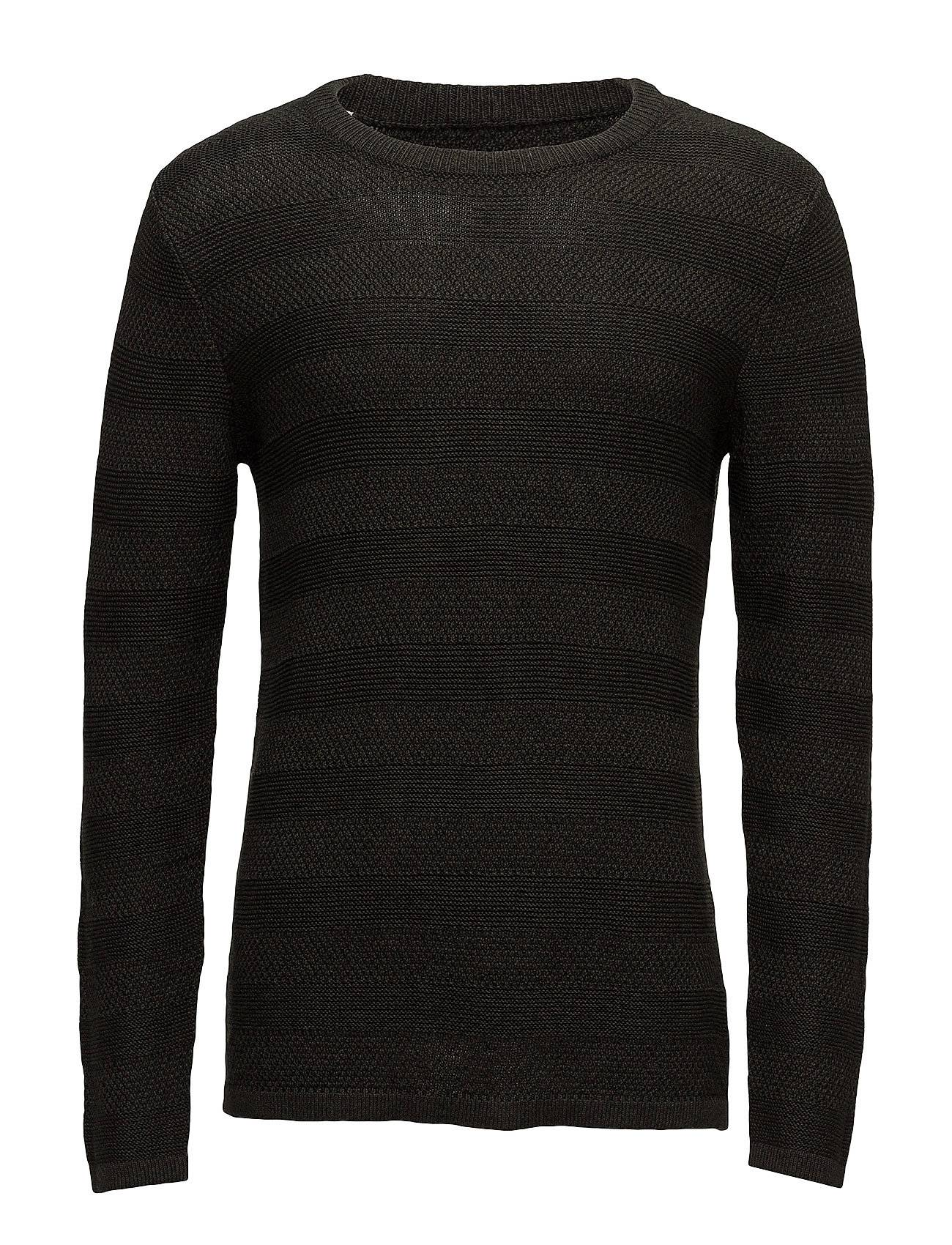 Selected Homme Shhpark Camp Crew Neck