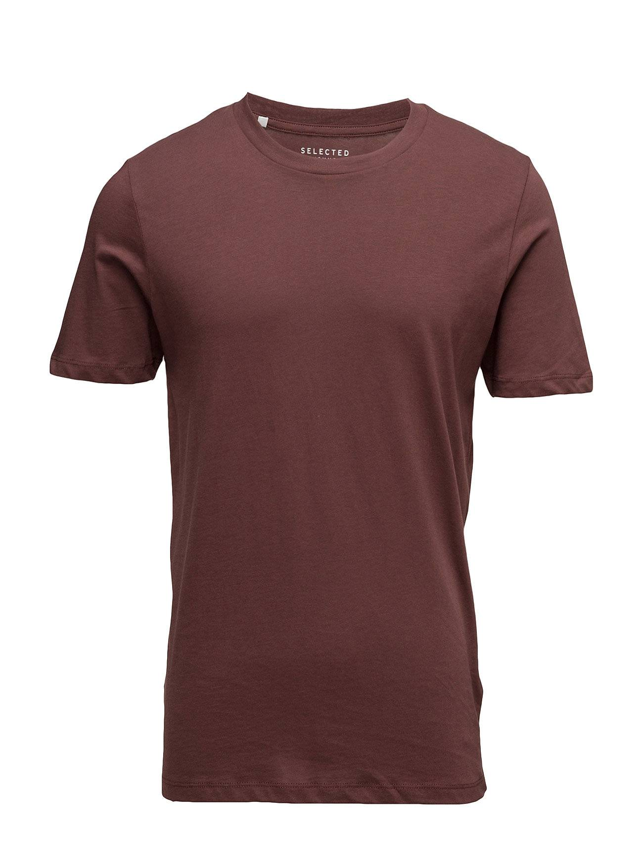 Selected Homme Shdtheperfect Ss O-Neck Tee