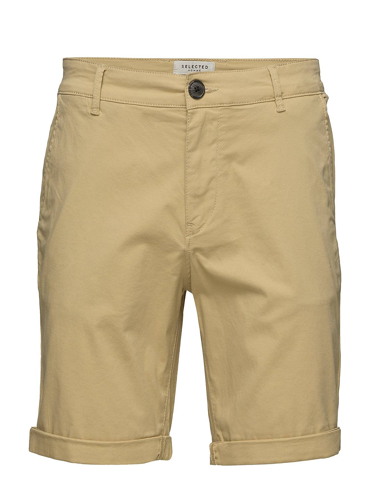 Selected Homme Slhstraight-Paris Cocoon St Shorts W