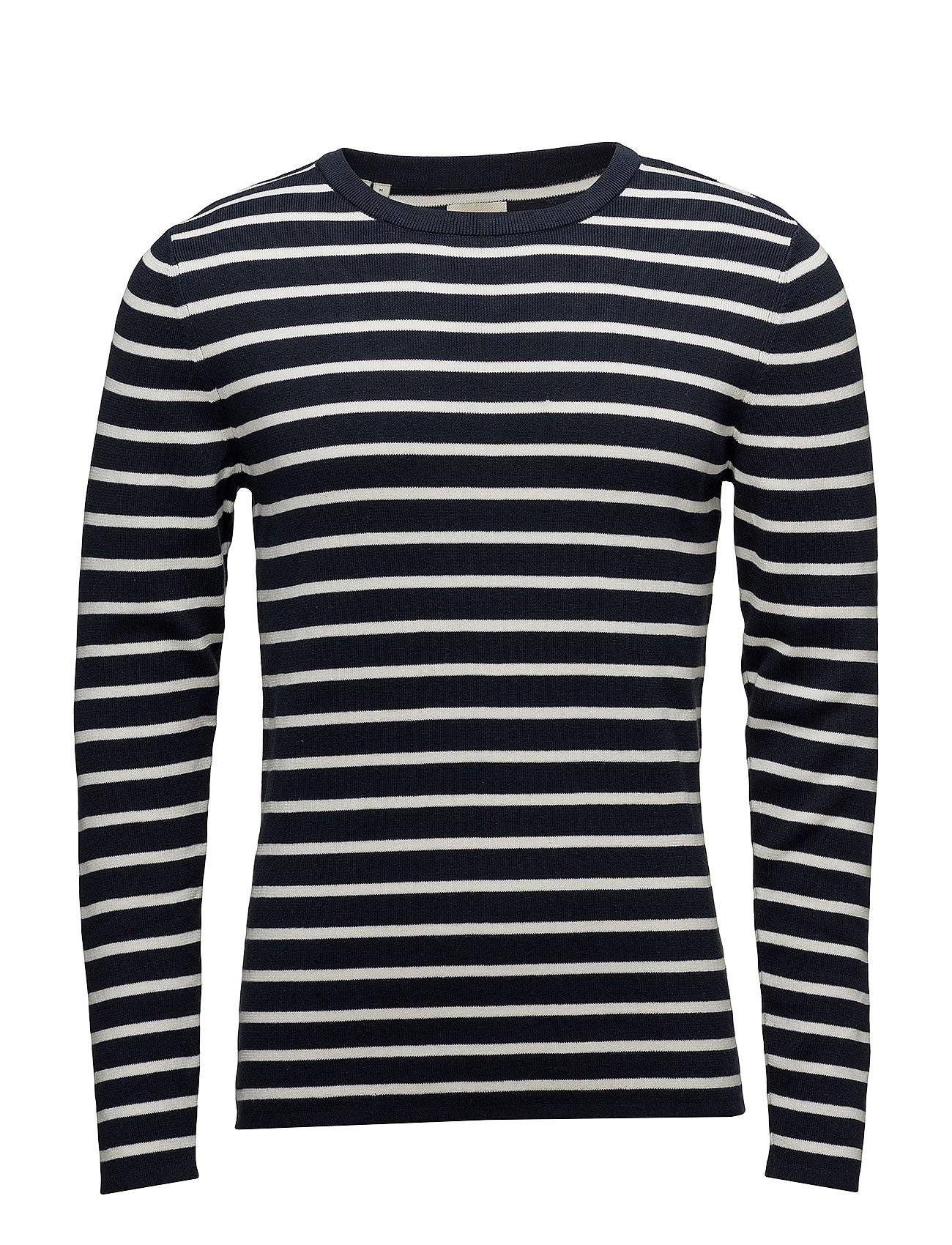 Selected Homme Shhsailor Crew Neck Noos