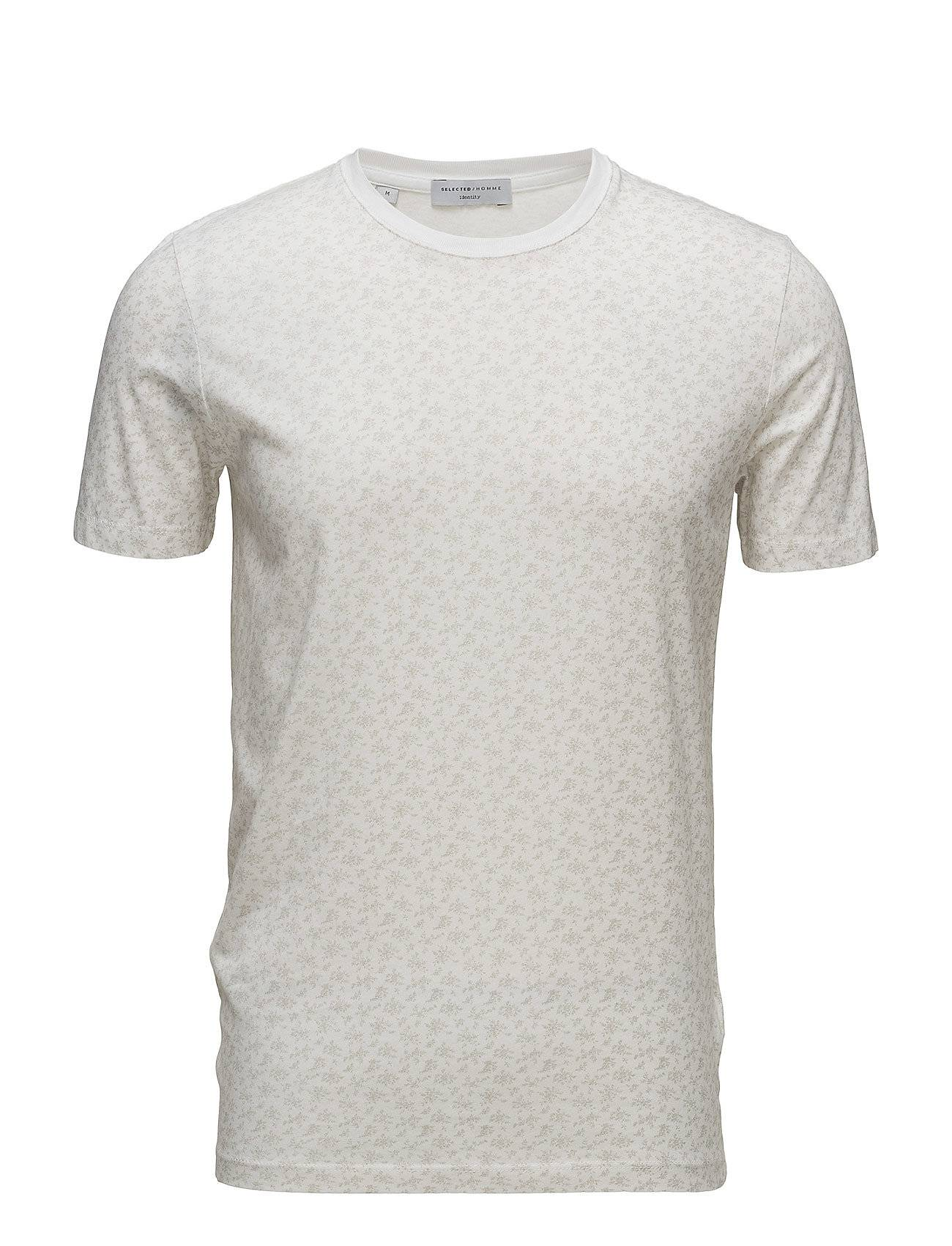 Selected Homme Shdprince Aop Ss O-Neck Tee