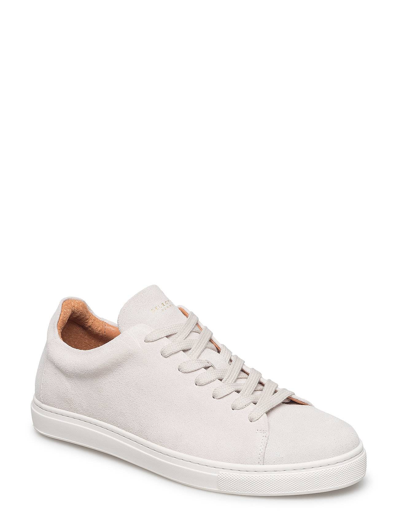 Selected Homme Shndavid Suede Sneaker New