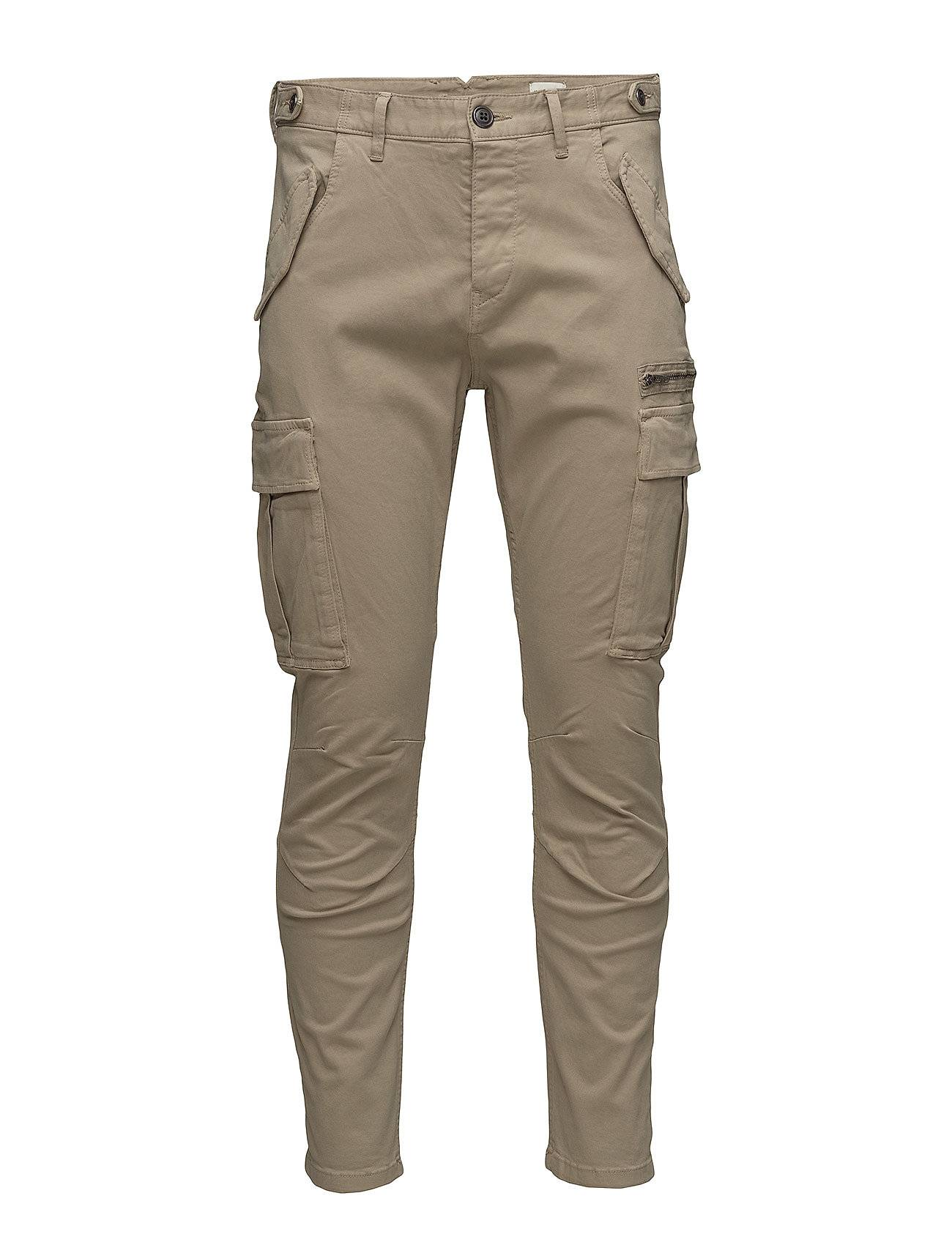 Selected Homme Shxnaples Sand Slim Cargo St Pants