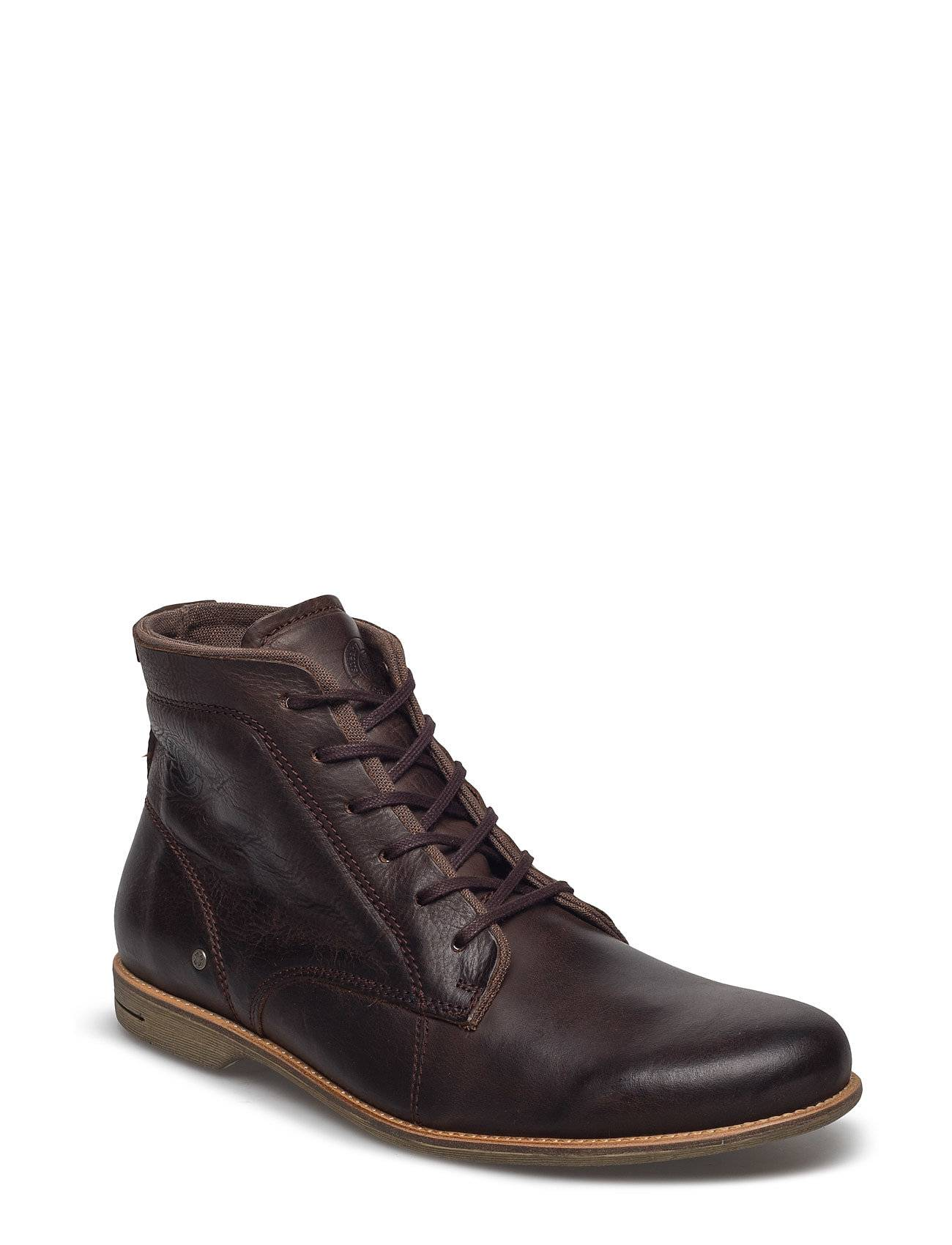 Sneaky Steve Scotter Leather Shoe