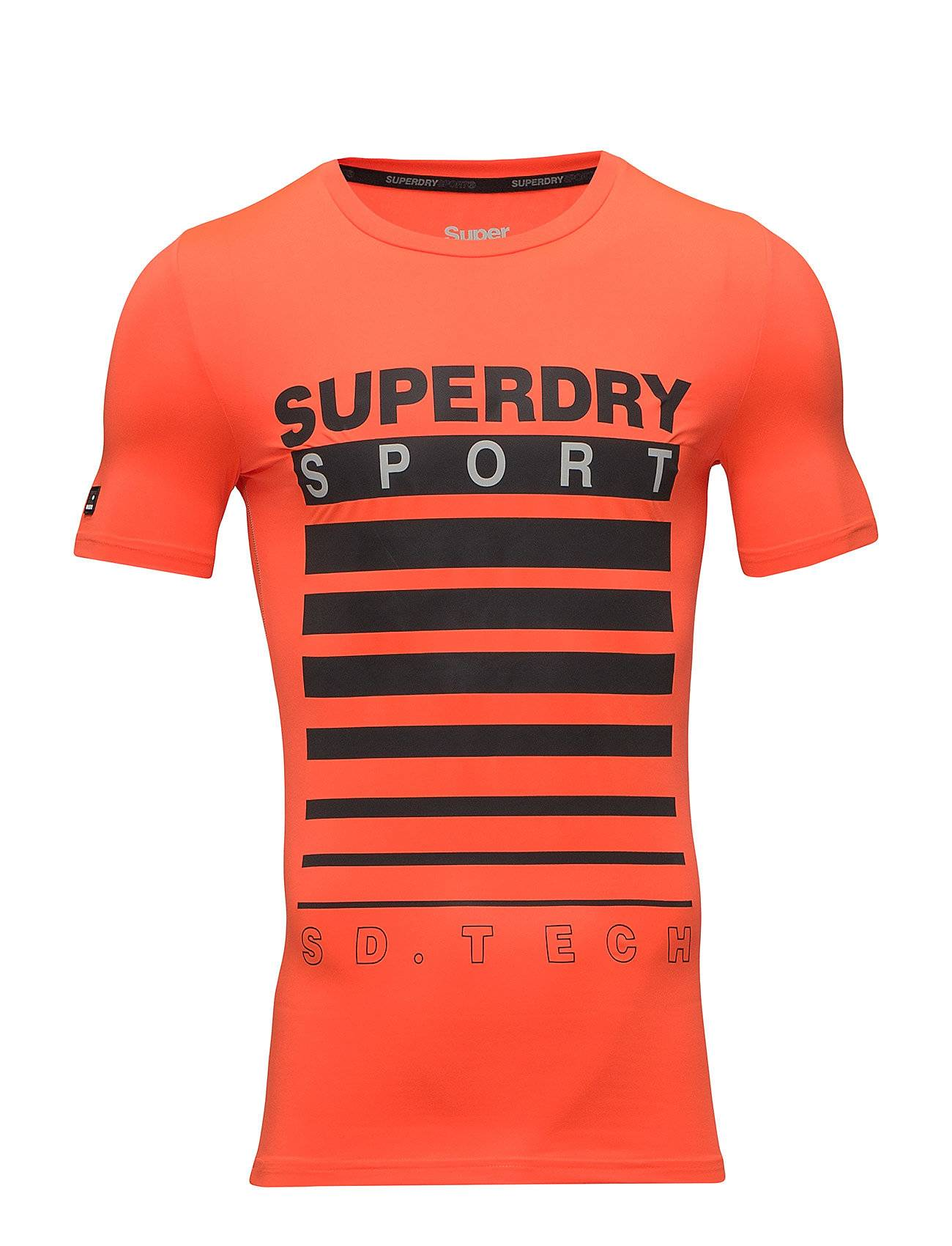 Superdry Athletic Sd Tech Tee