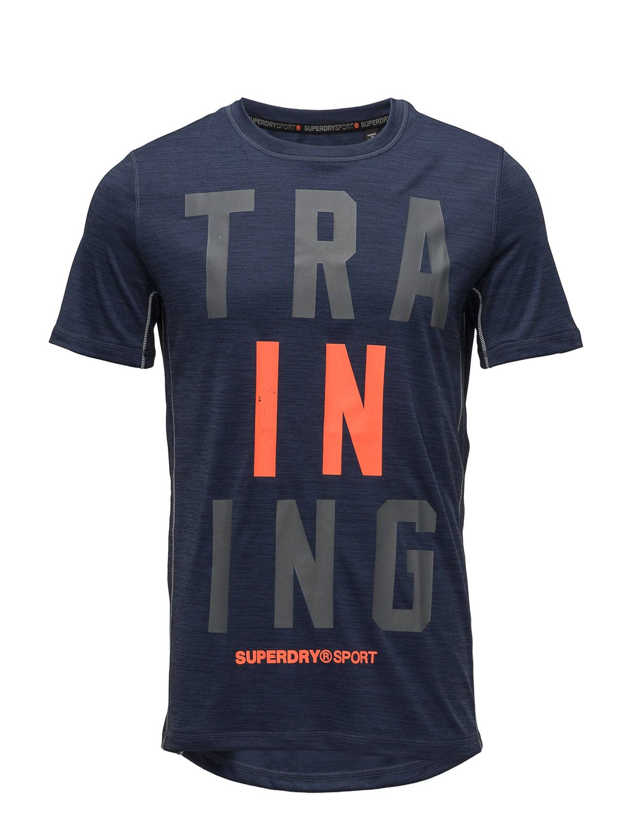 Superdry Sport Active Training Graphic Tee