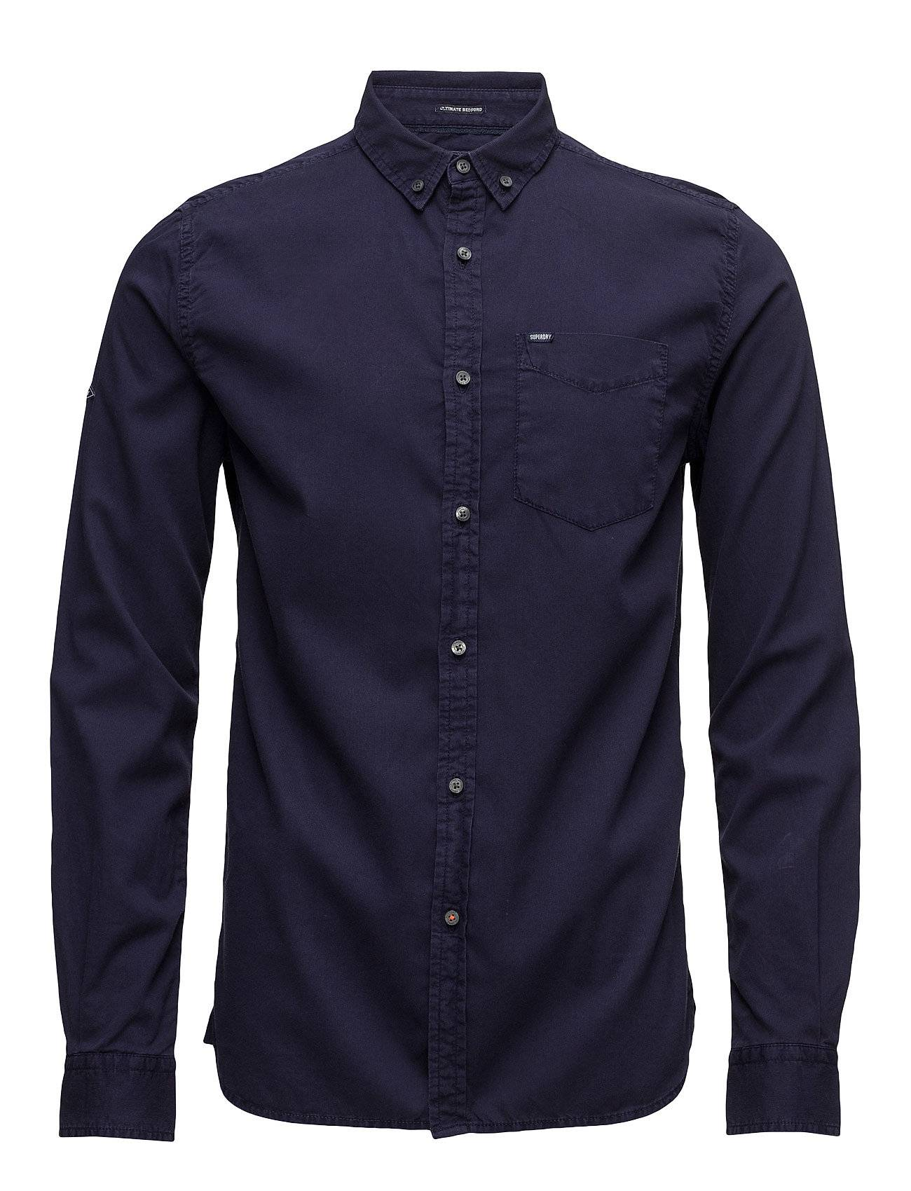 Superdry Ultimate Bedford L/S Buttn Dwn