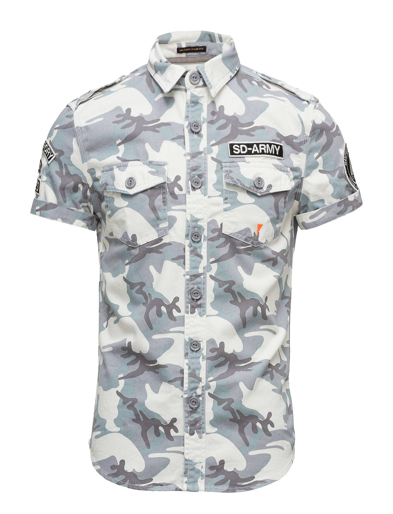 Superdry Sd Army Corps S/S Shirt