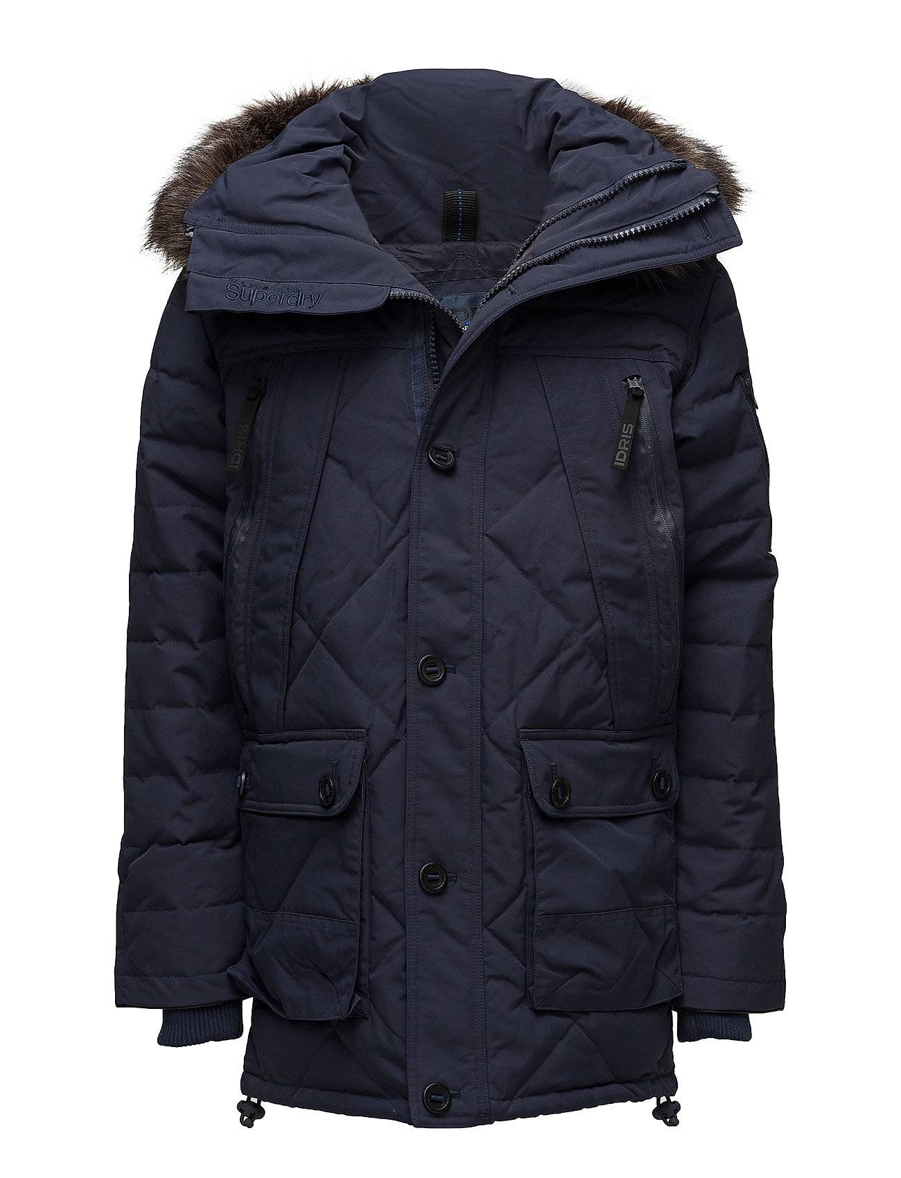 Superdry 1st Ad Down Quilted Parka