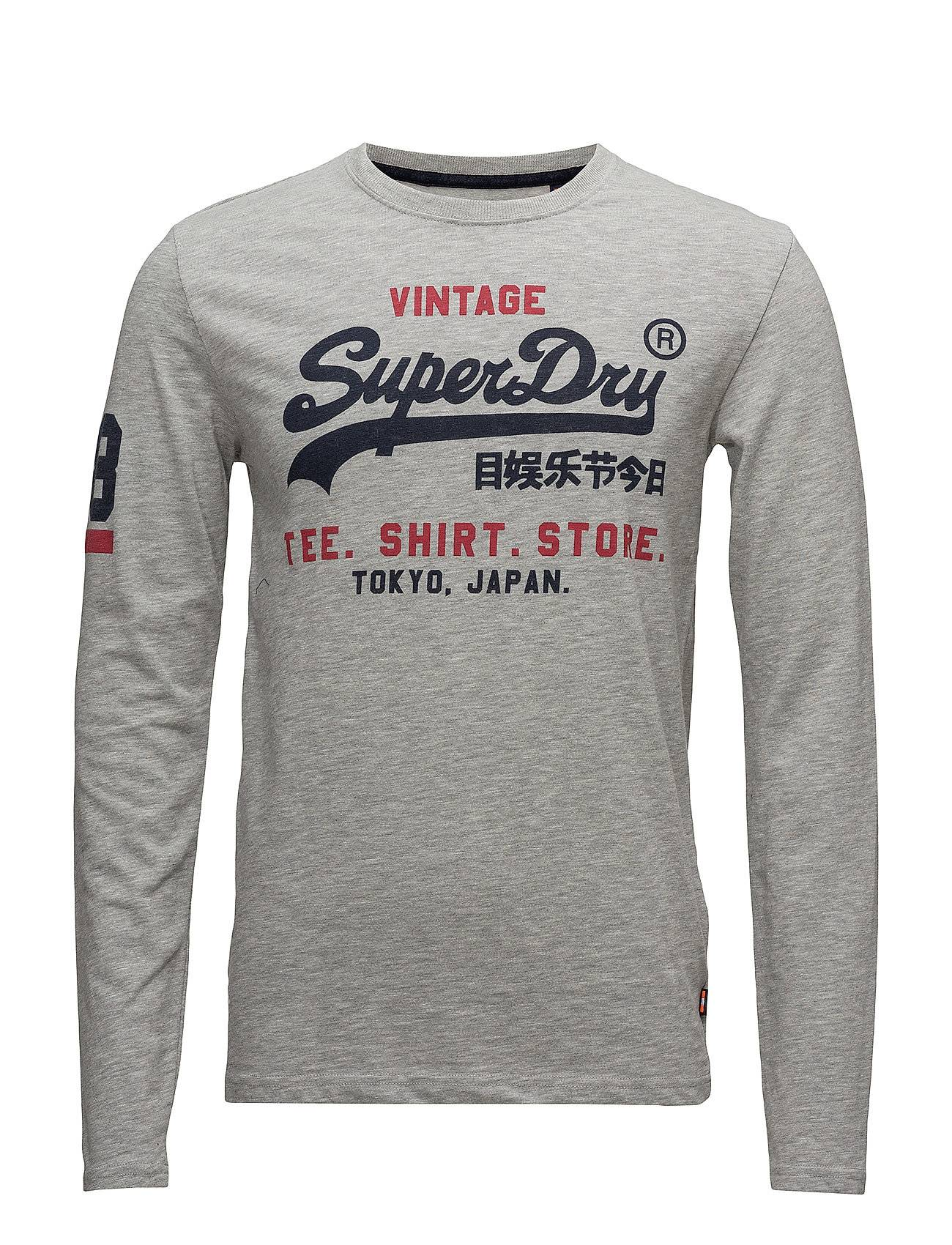 Superdry Shirt Shop Duo L/S Tee