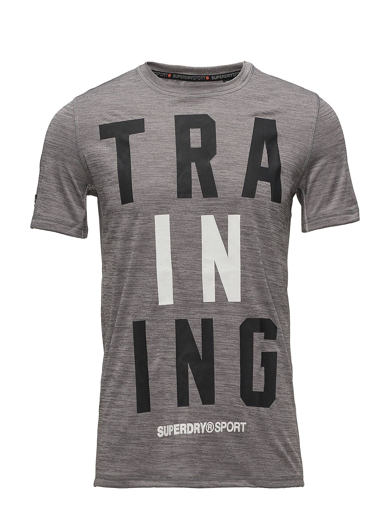 Superdry Sport Sport Active Training Graphic Tee
