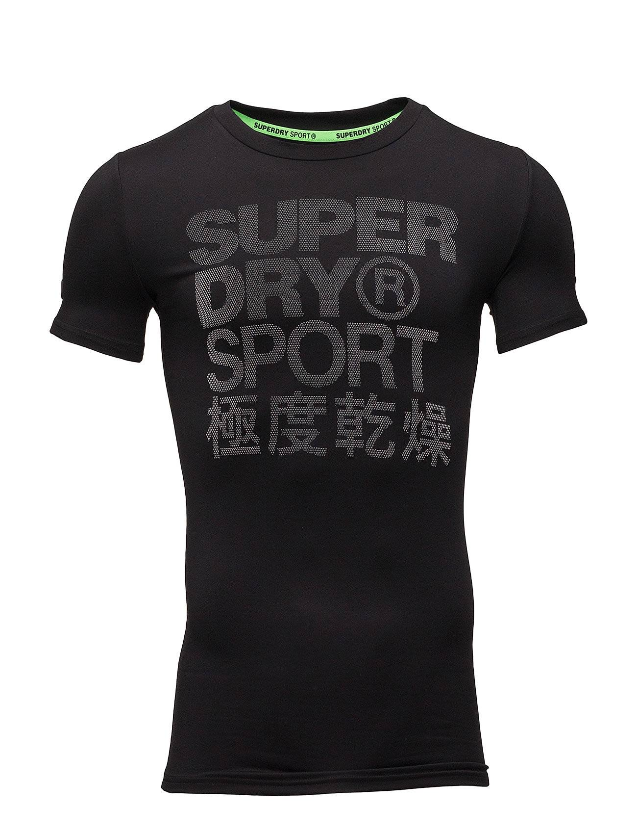 Superdry Sport Sports Athletic Graphic Tee
