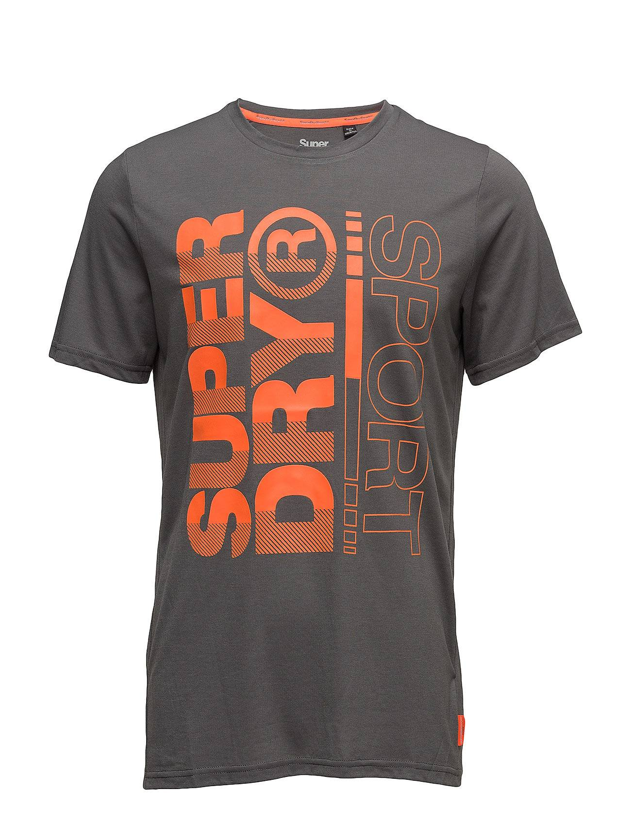 Superdry Sport Core Training Graphic Tee