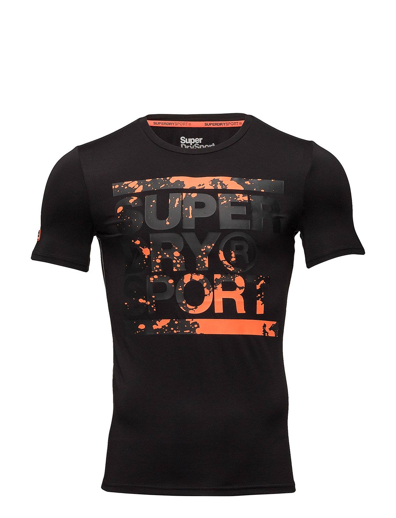 Superdry Sport Training Graphic Tee