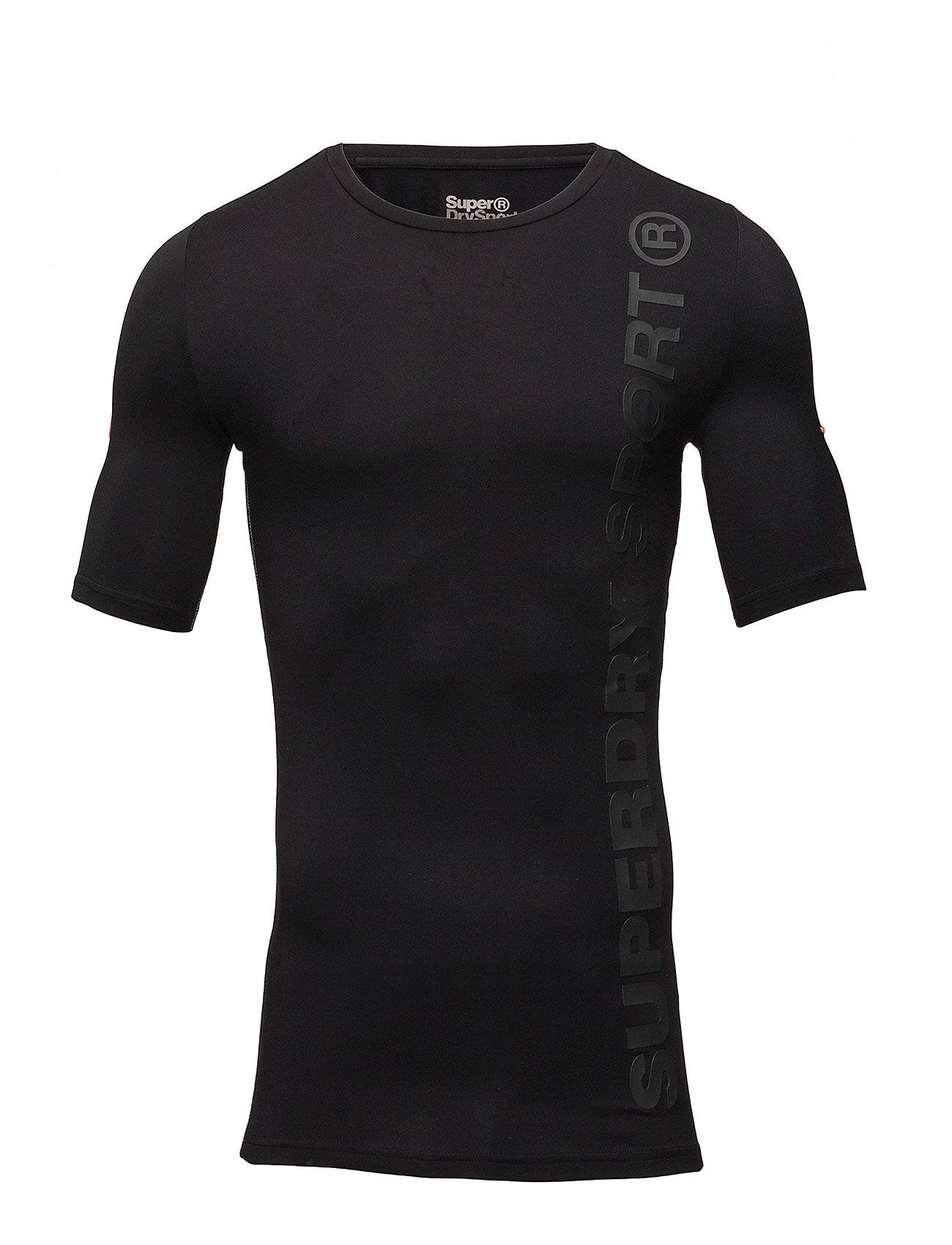 Superdry Sport Gym Sport Runner S/S Top