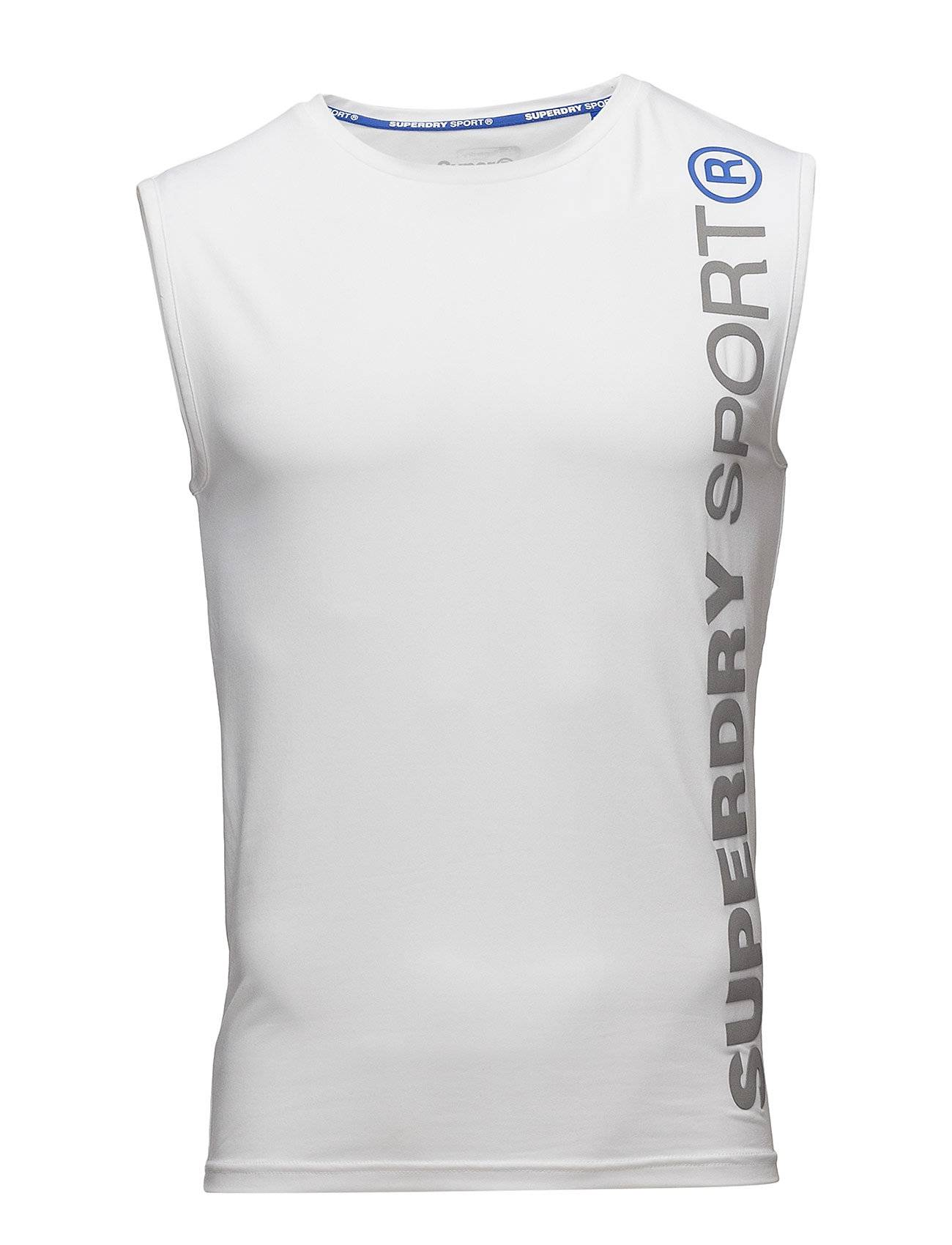 Superdry Sport Sports Athletic Tank