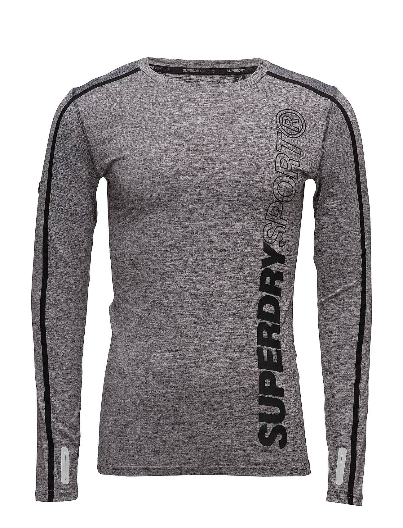 Superdry Sport Sport Athletic L/S Tee