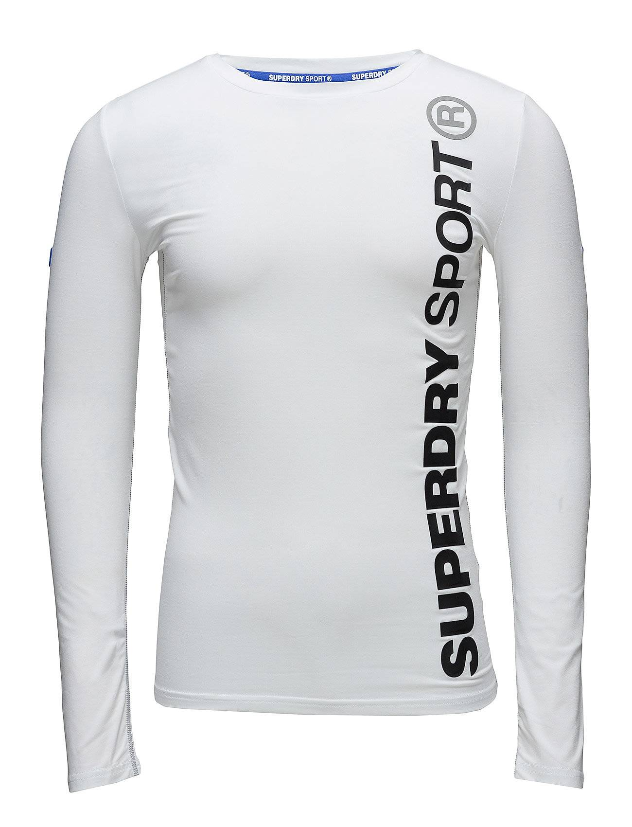 Superdry Sport Sports Athletic L/S Top