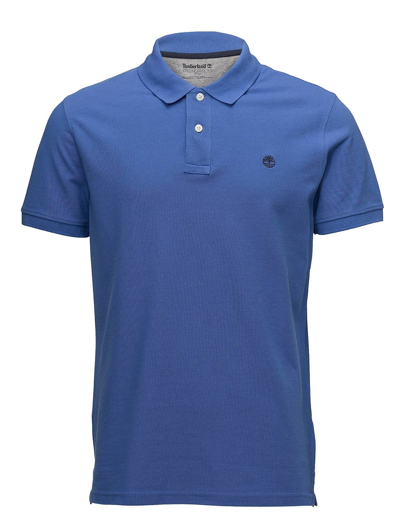 Timberland Ss Millers River Pique Reg Polo