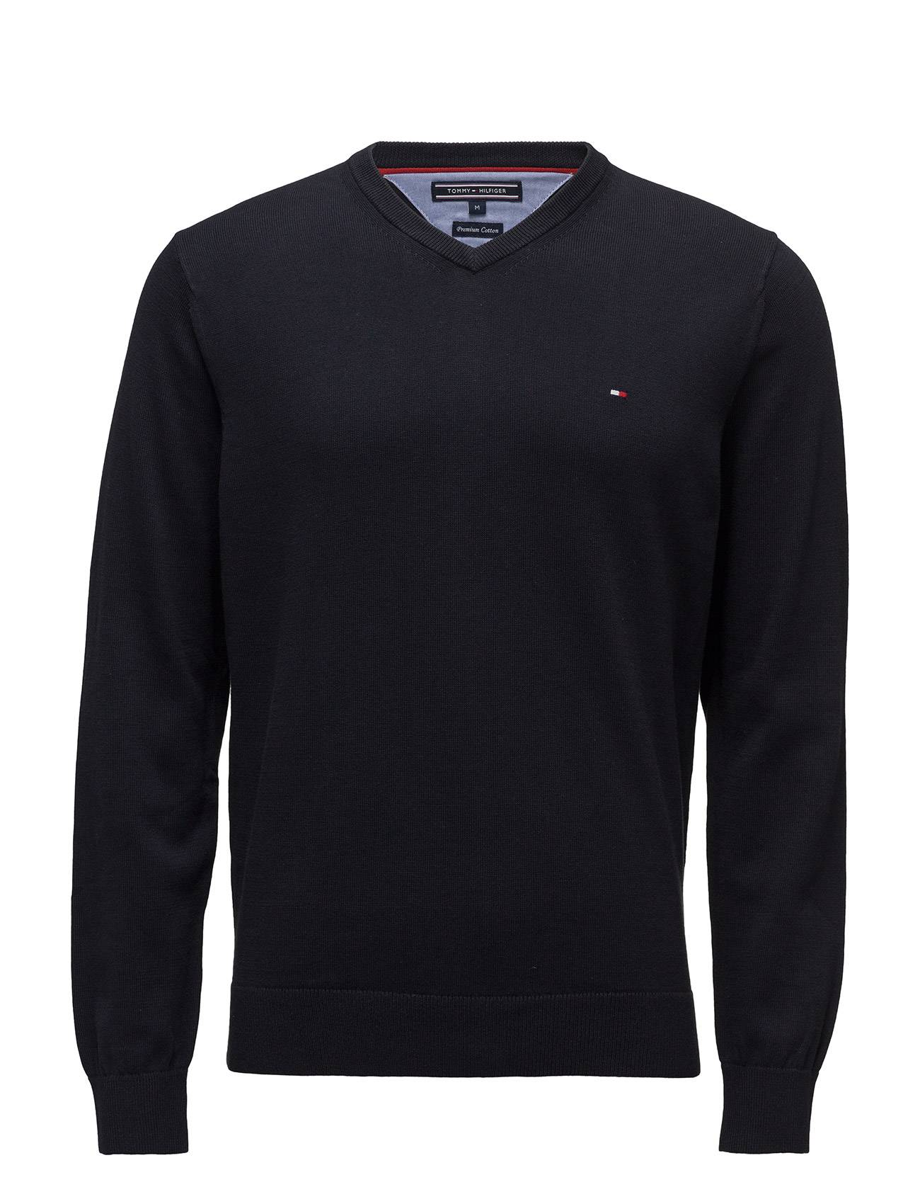 Tommy Hilfiger Pacific V-Nk, Lg