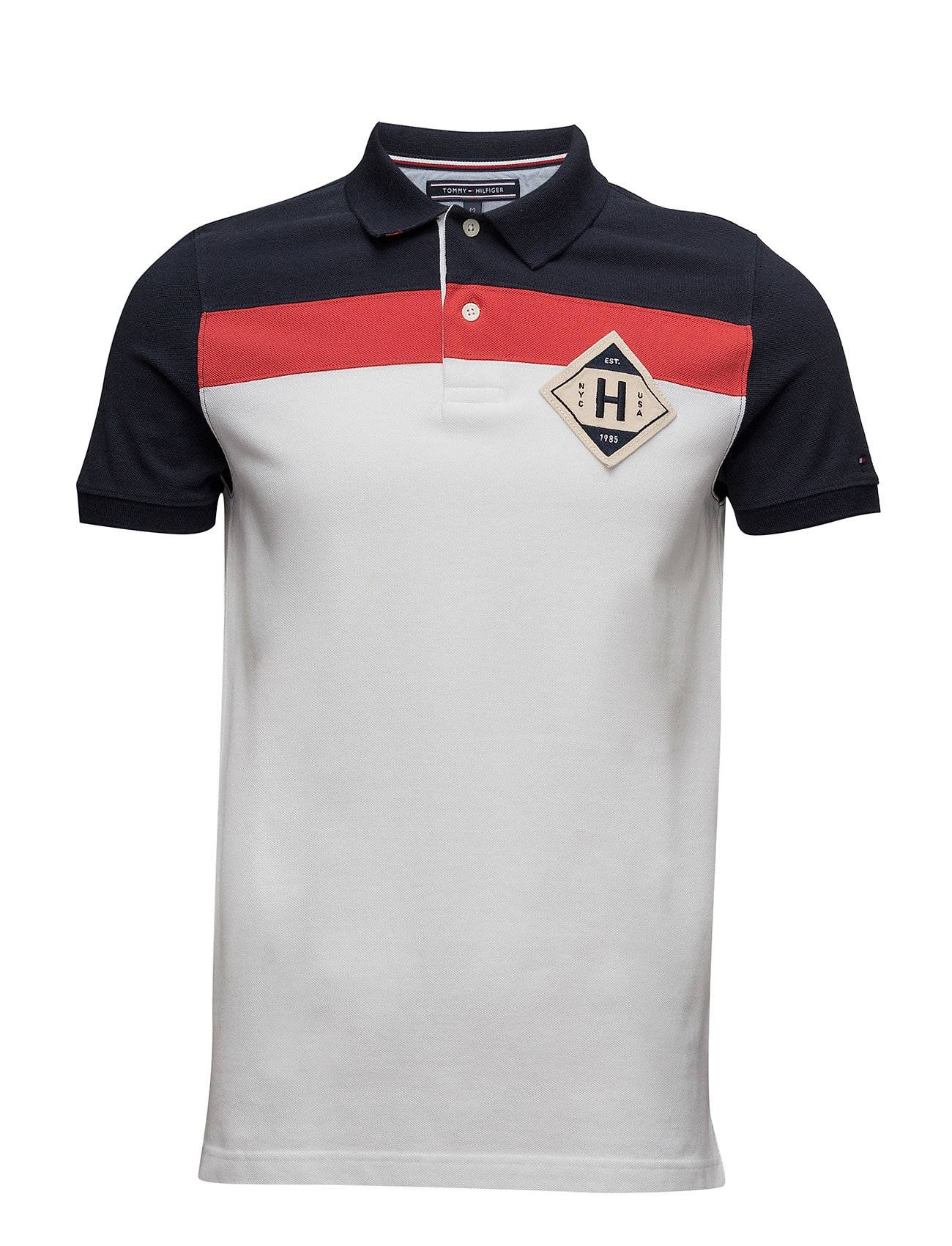 Tommy Hilfiger Miles Pcd Polo S/S Sf