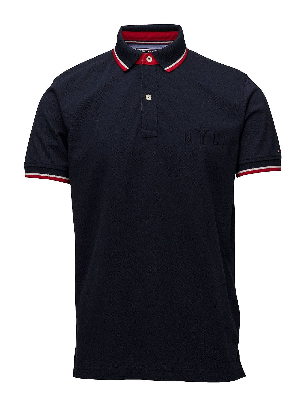Tommy Hilfiger Wcc Avery Tipped Pol