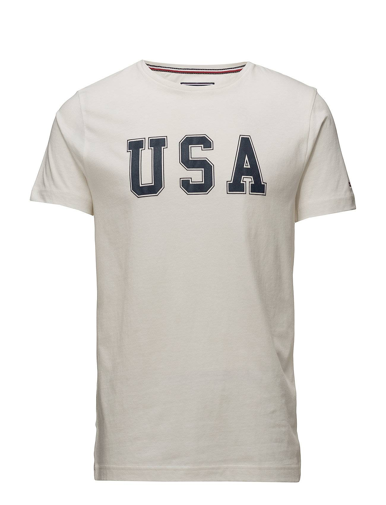 Tommy Hilfiger Wcc Harry C-Nk Tee S