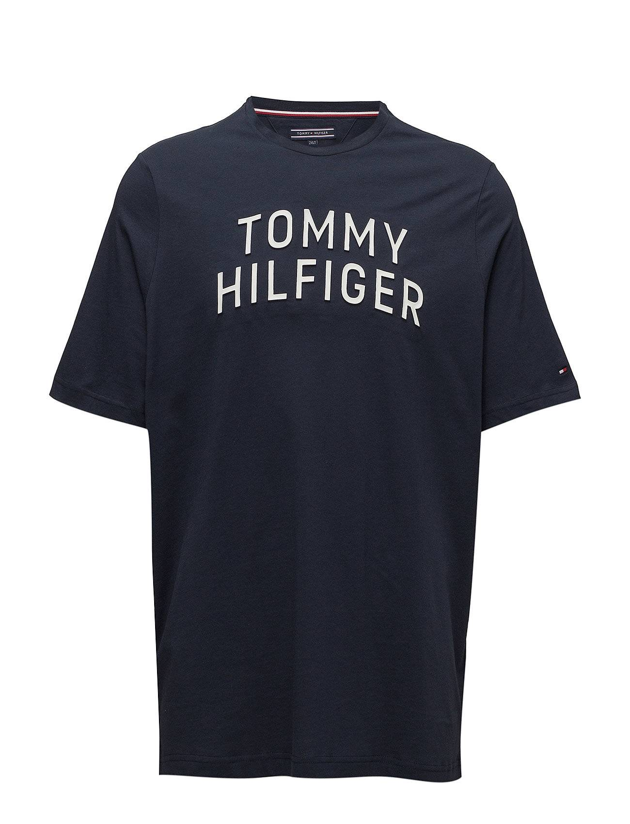 Tommy Hilfiger Big & Tall Bt-Tommy Graphic Tee