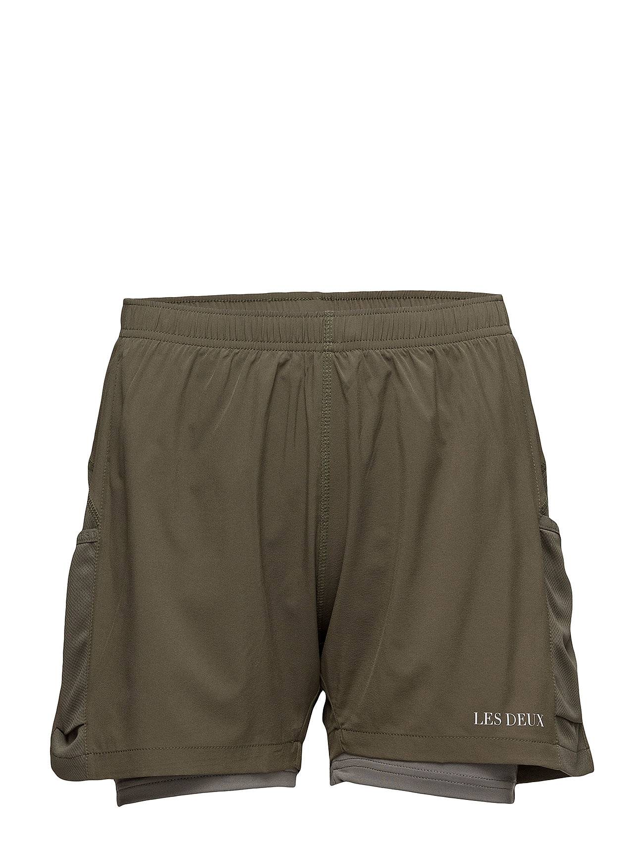 Tracks by Les Deux 2-In-1 Shorts Bergen