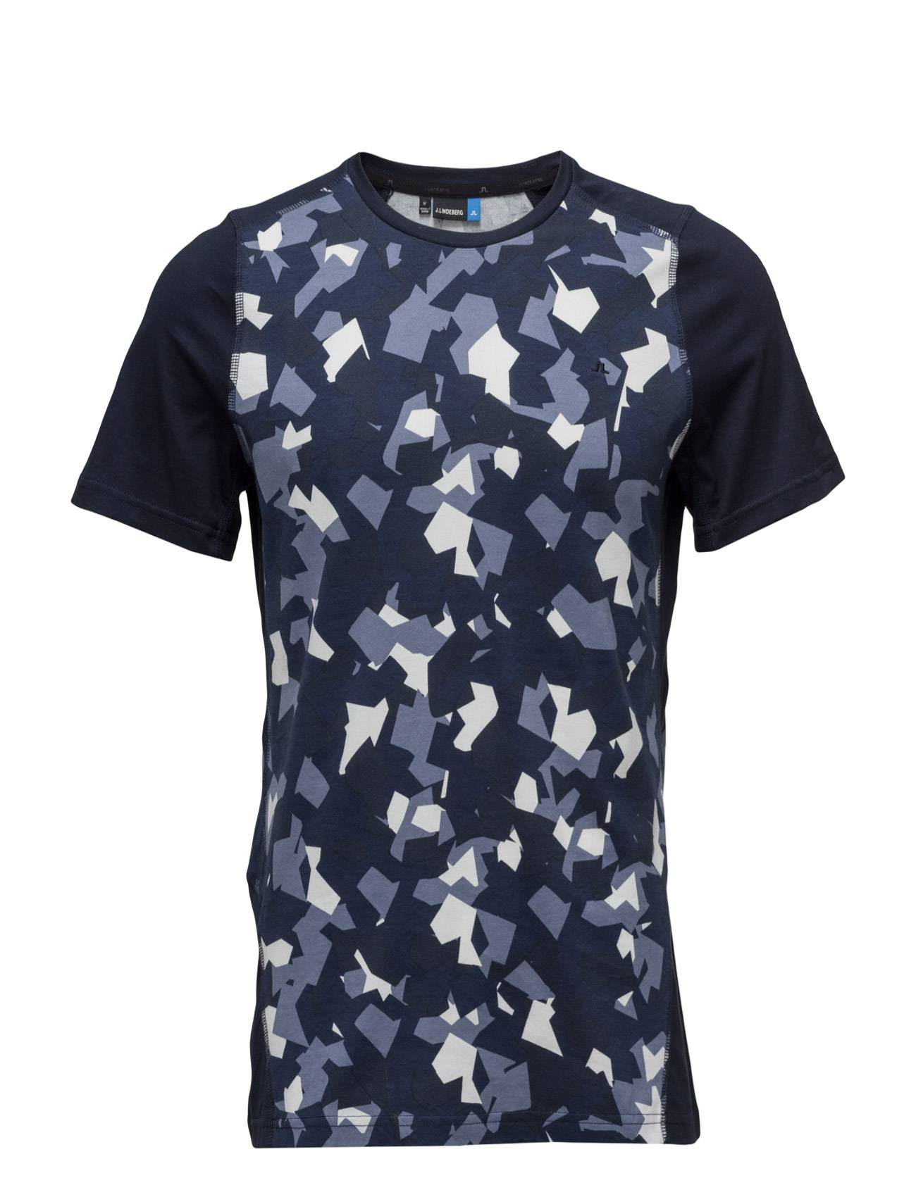 J. Lindeberg M Cotton T-Shirt Liquid Jersey