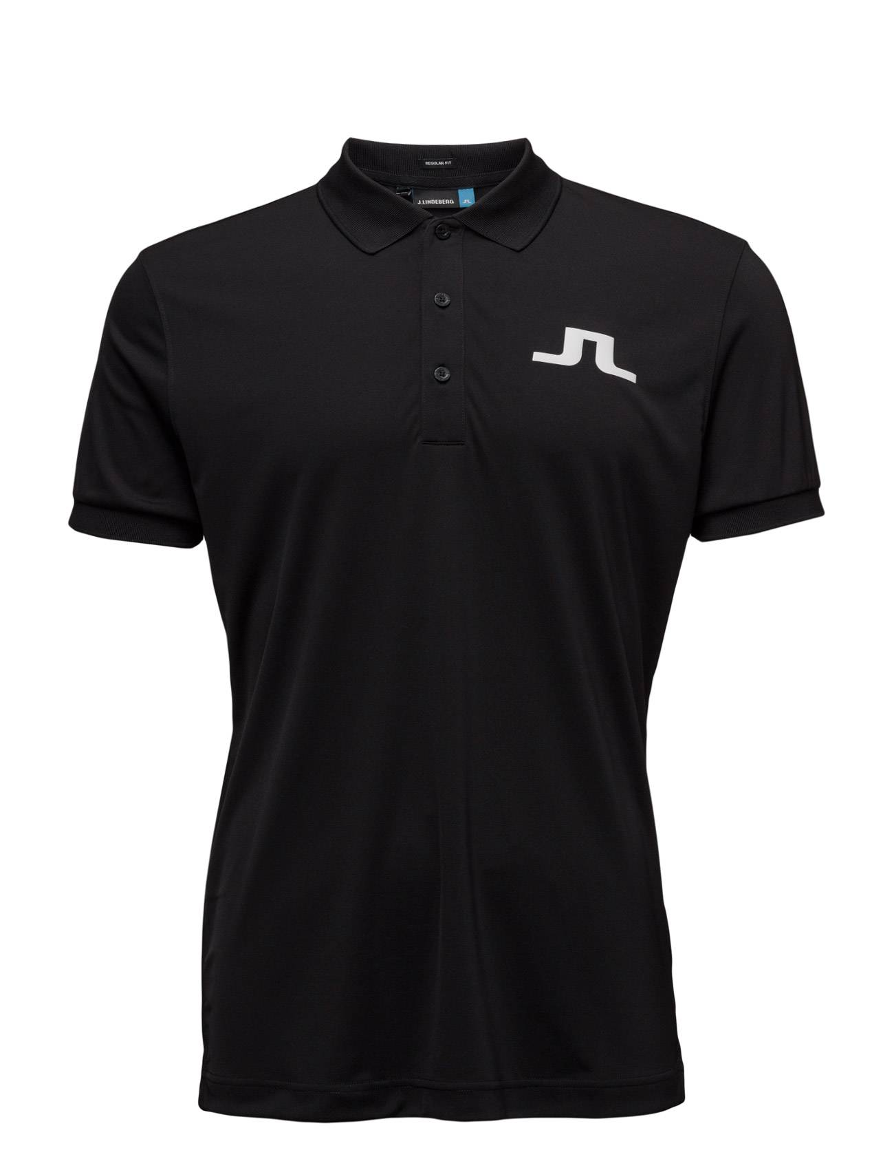 J. Lindeberg Golf M Big Bridge Reg Tx Jersey