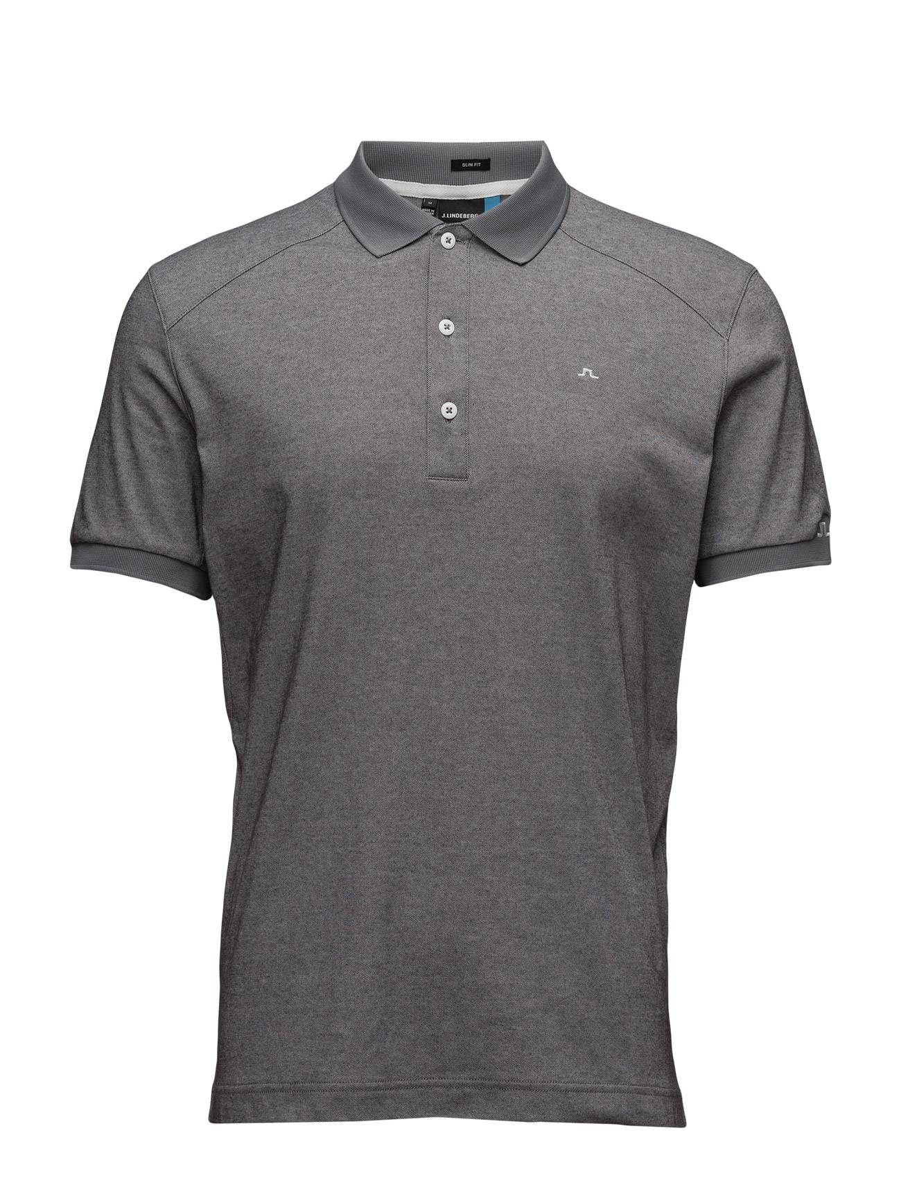 J. Lindeberg Golf M Martin Slim Cotton Poly