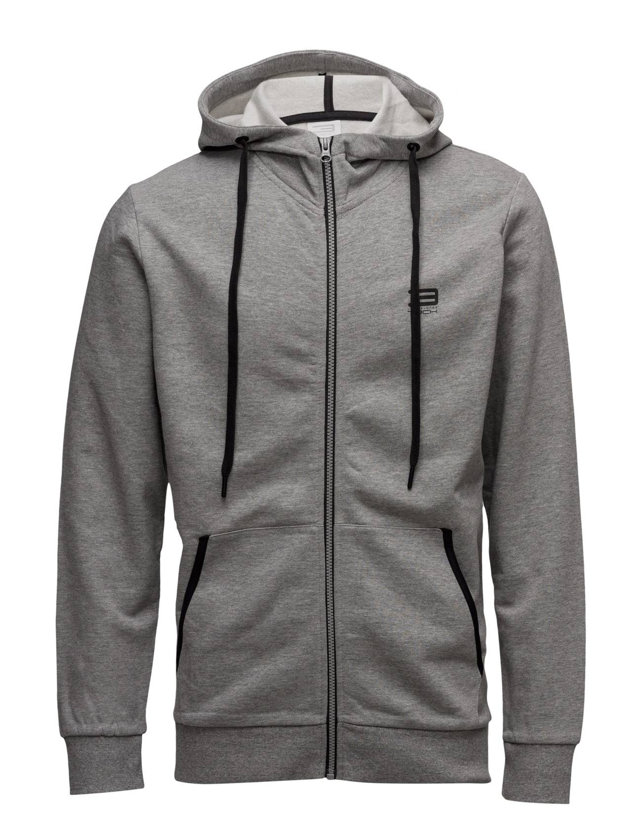 Jack & Jones Tech Jjtslider Sweat Zip Hood* Noos