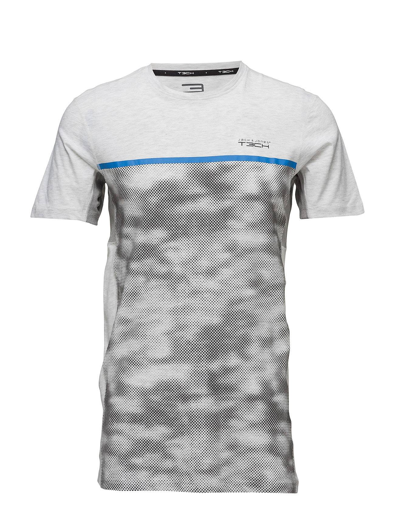 Jack & Jones Tech Jjtaop Tee Ss Crew Neck
