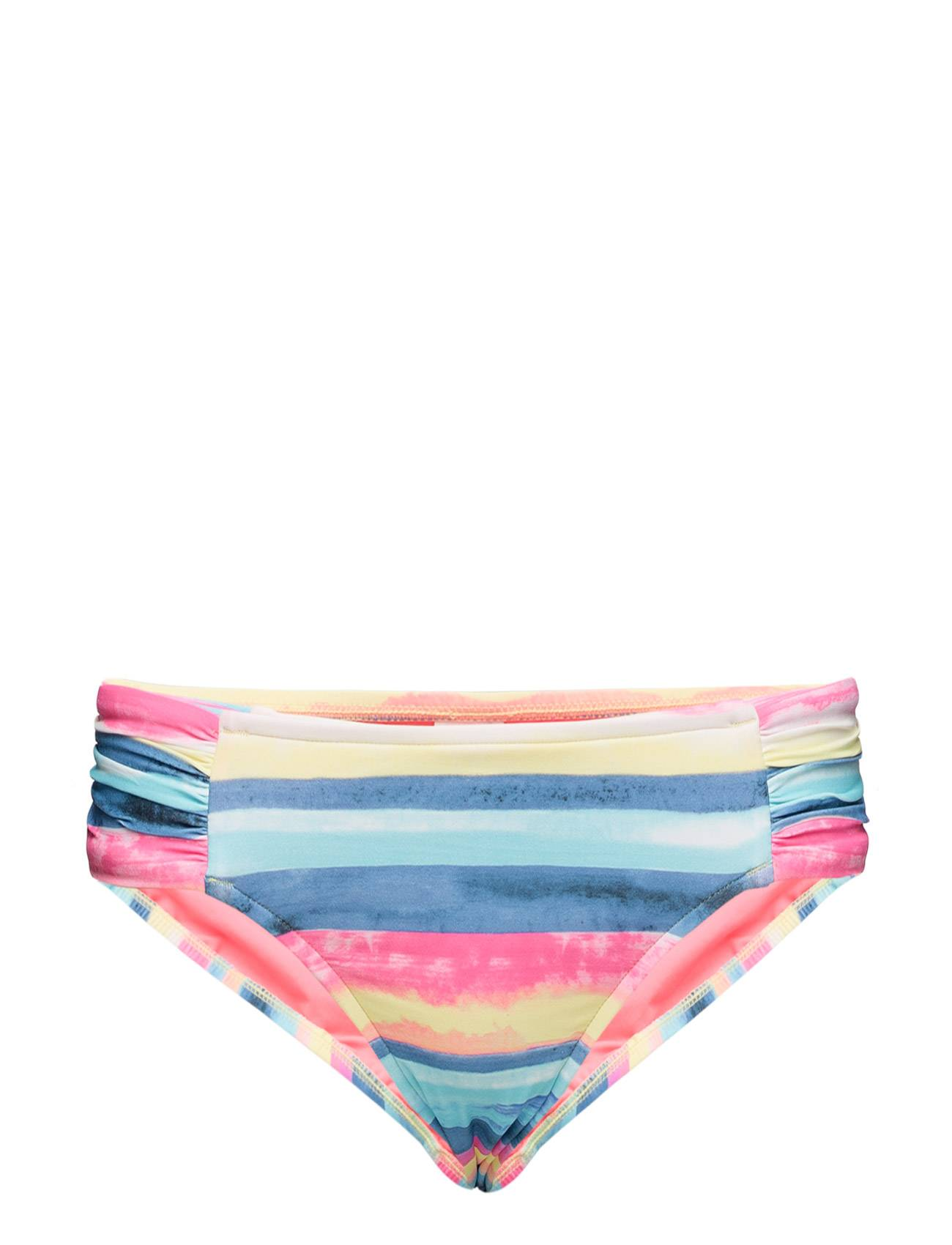 Seafolly Blue Coast Ruched Side Retro