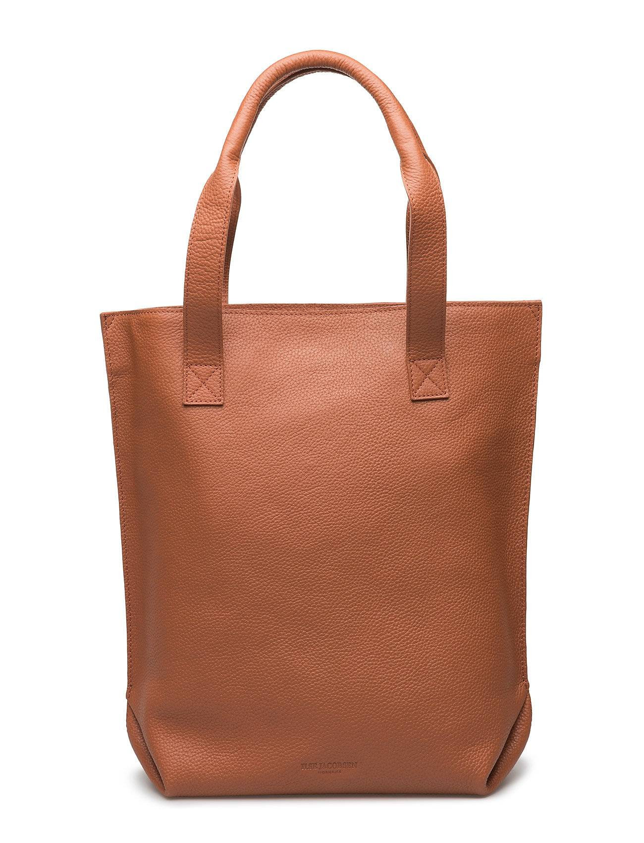 Ilse Jacobsen Leather Shopper