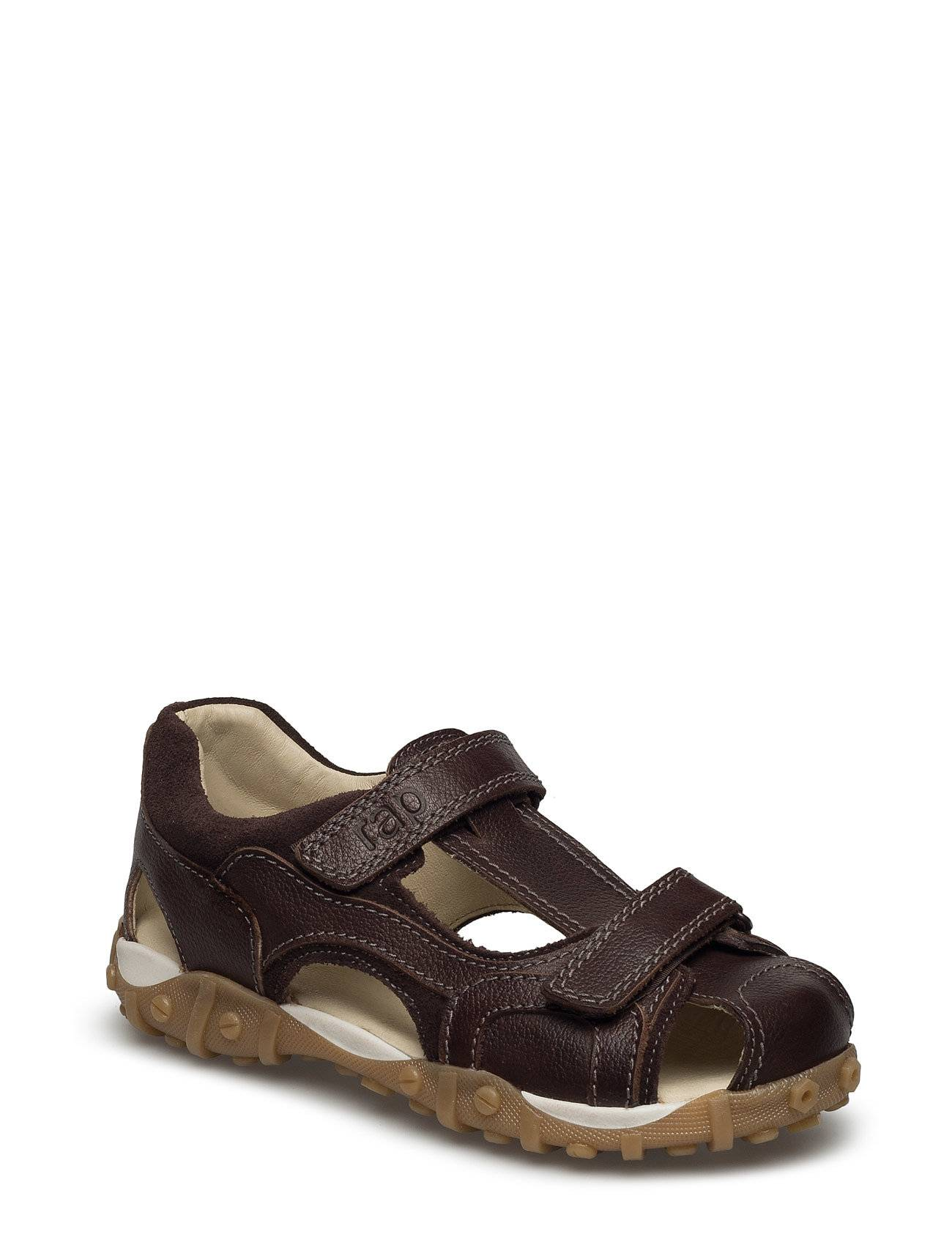 Arauto RAP Ecological Hand Made Closed Sandal, Wide Fit