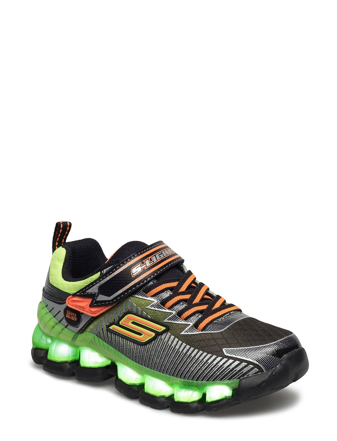 Skechers Boys S Lights Flashpod - Scoria