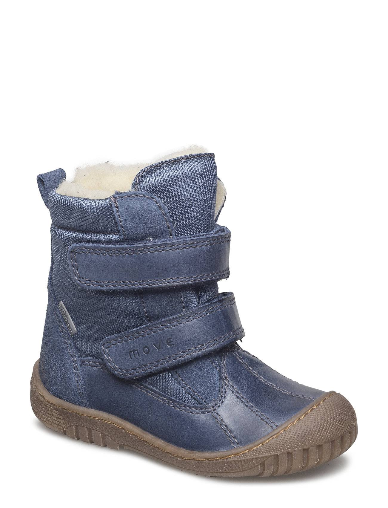 Move by Melton Infant - Tex Boot W/Velcro