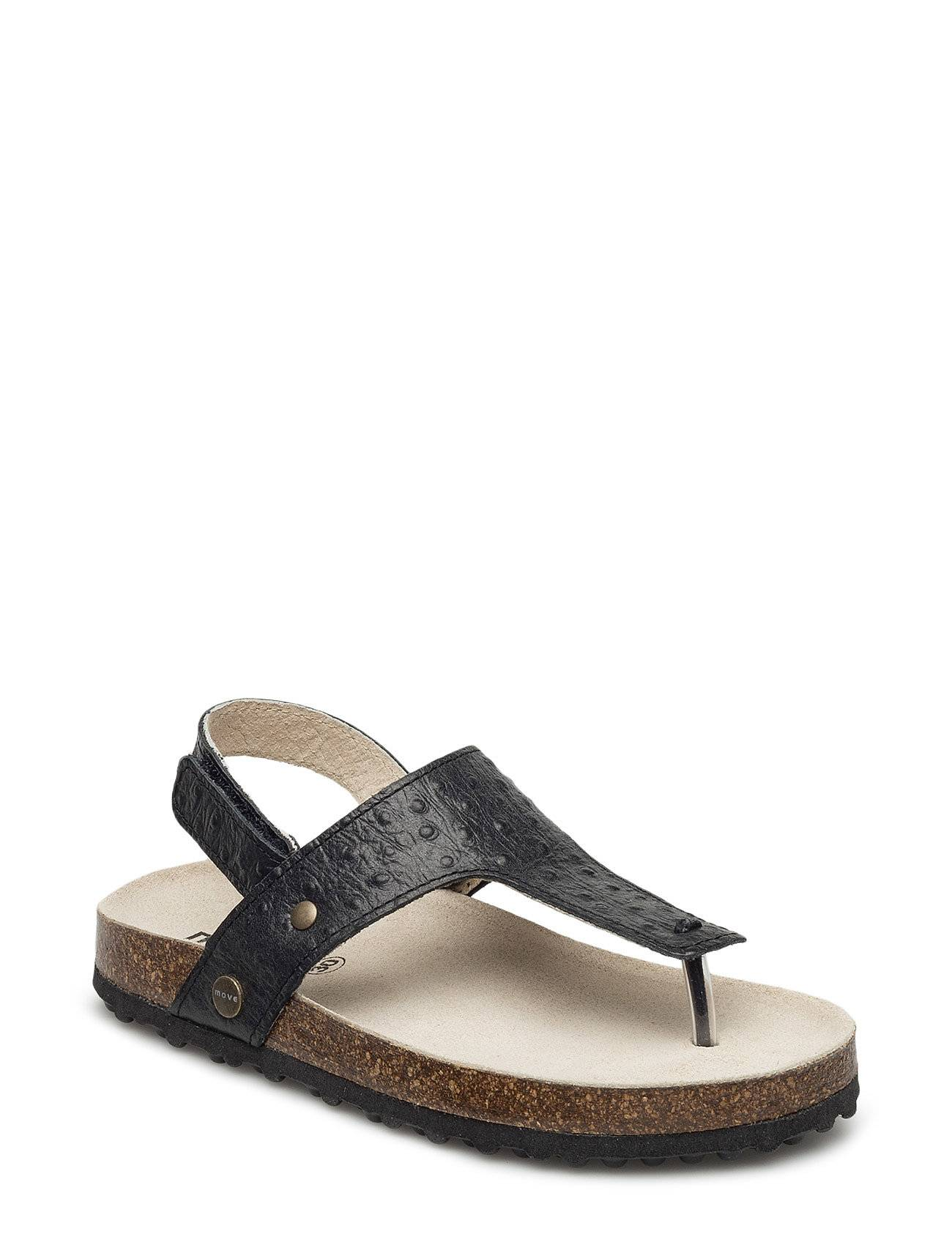 Move by Melton Girl Cork Backstrap Sandal