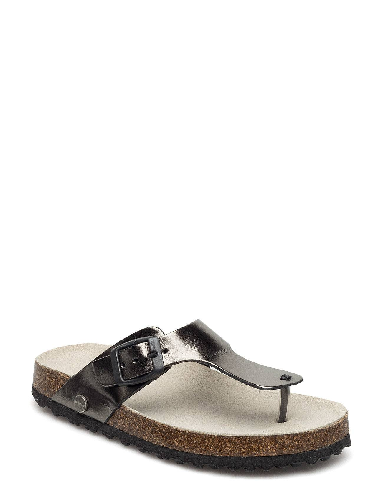 Move by Melton Girl Cork Tongue Sandal