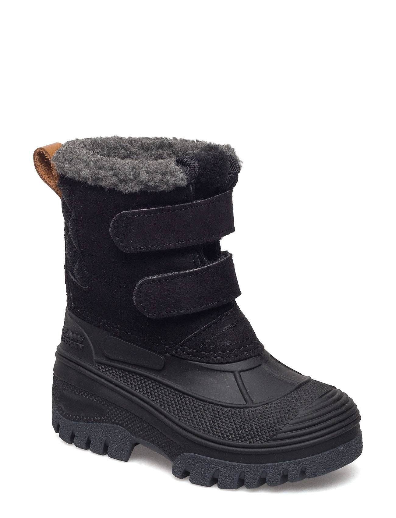 Move by Melton Unisex - Snowboot With Velcro