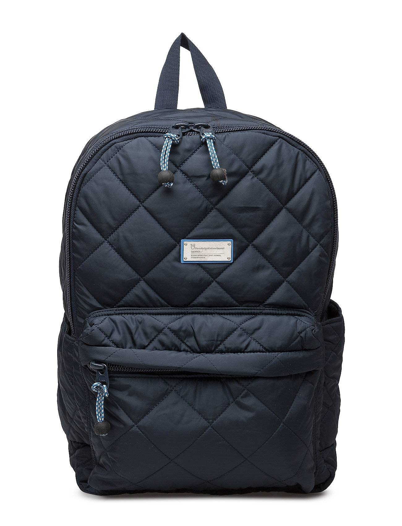 Knowledge Cotton Apparel Quilted Backpack