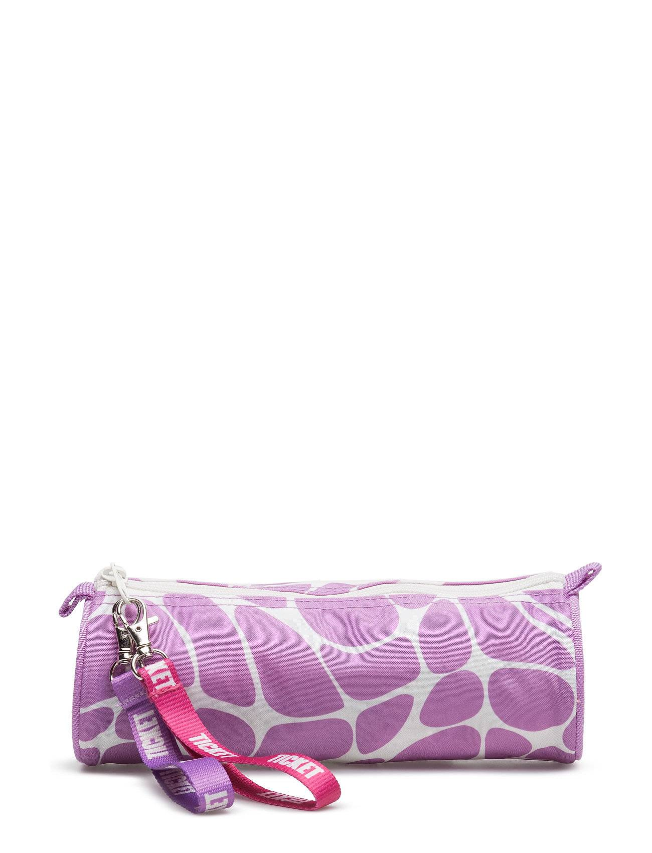 Ticket to Heaven Pencil Case Round Girl