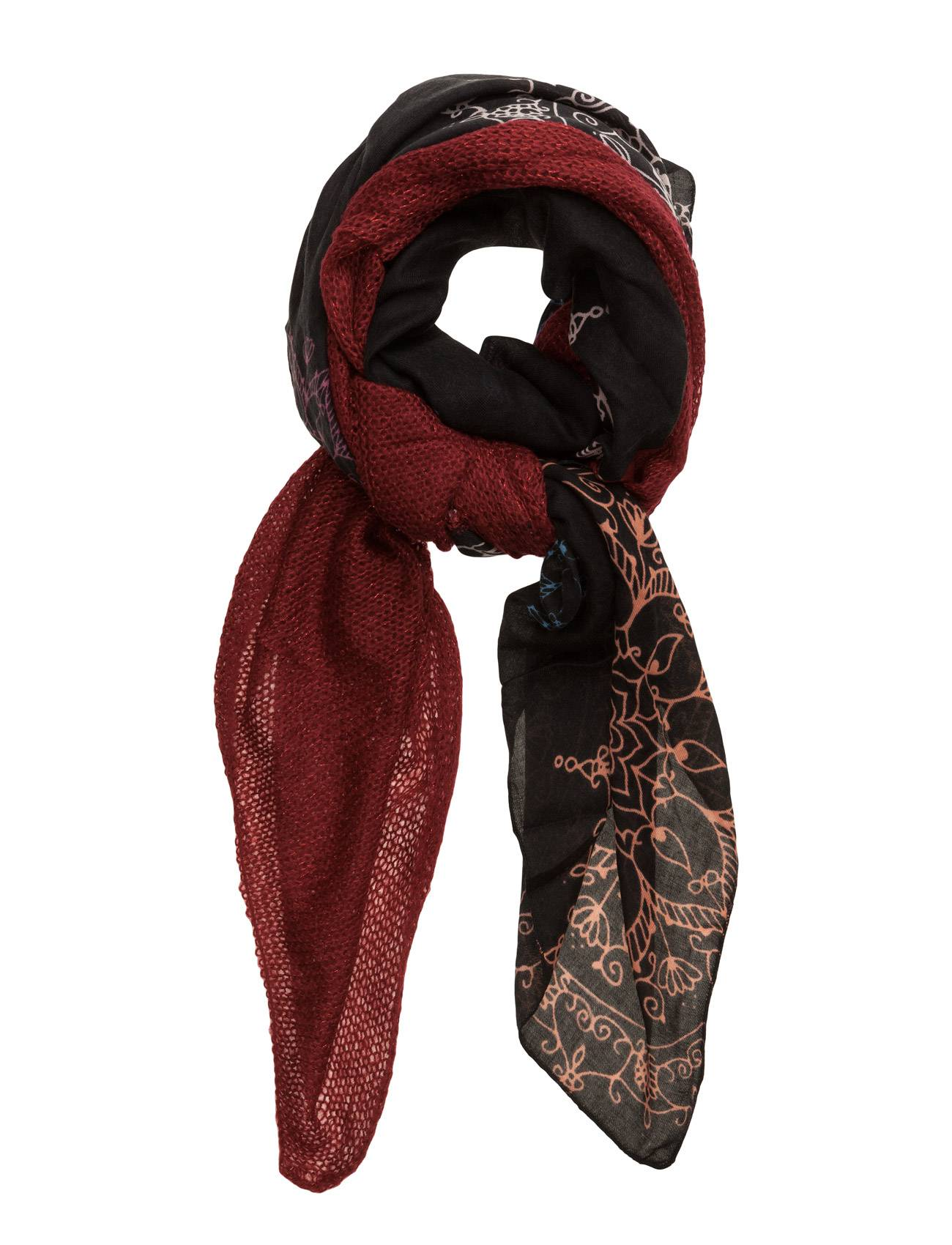 Desigual Accessories Foulard Mixto Bicolor